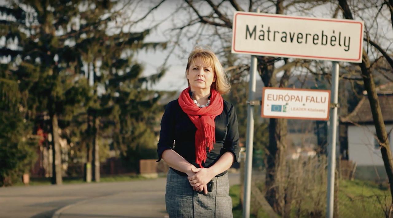Újra Mátraverebély polgármestere lenne a választási rendszeren élősködő Seres Mária