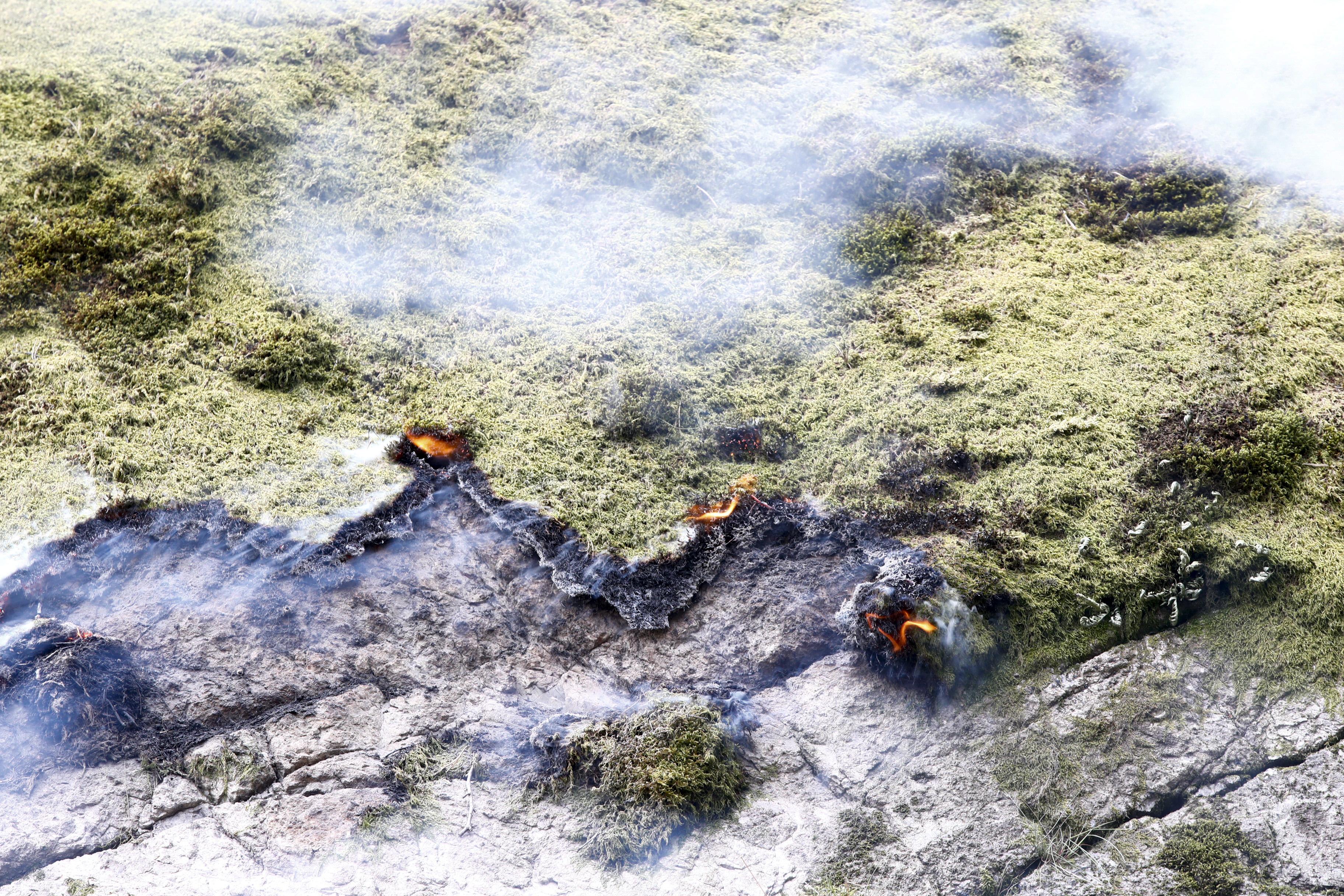 A norvég erdőtüzek egész Európa számára figyelmeztetést jelentenek