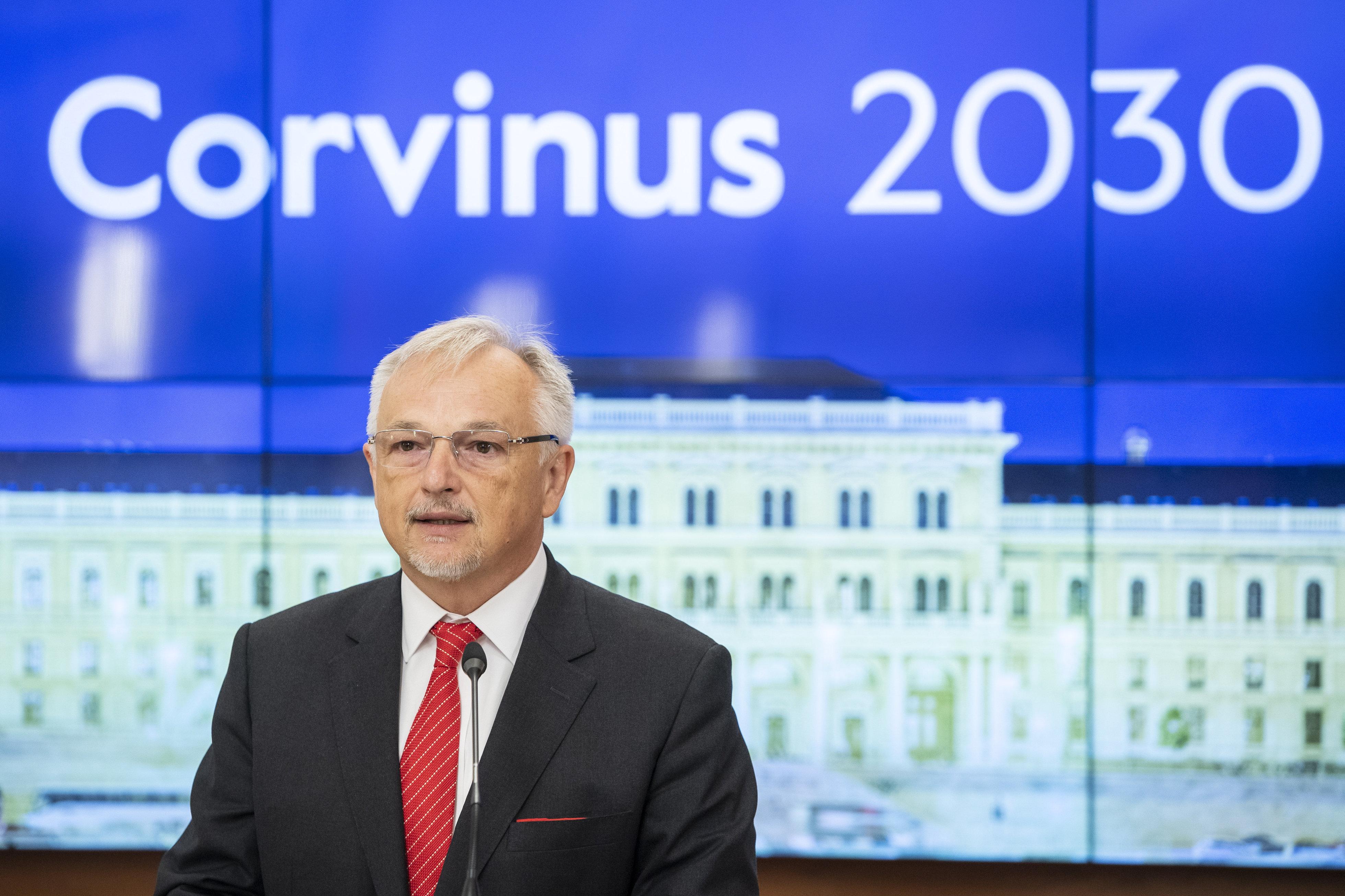 A magyar állam 10 százaléknyi Mol-részvényt átadott a Corvinust fenntartó alapítványnak