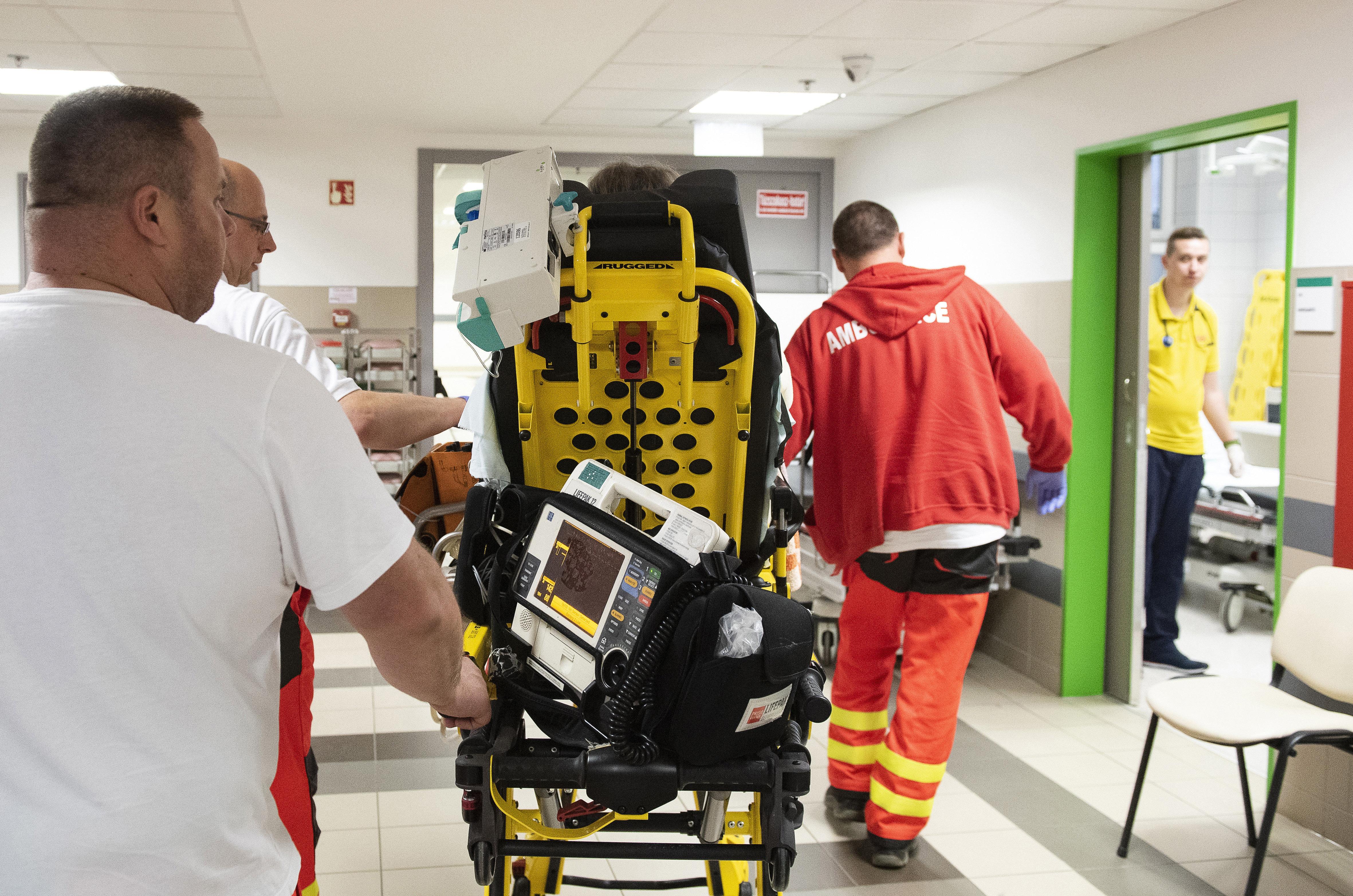 A Bajcsy-Zsilinszky Kórház vállalta a felelősséget a szemsérült kisfiú ügyében