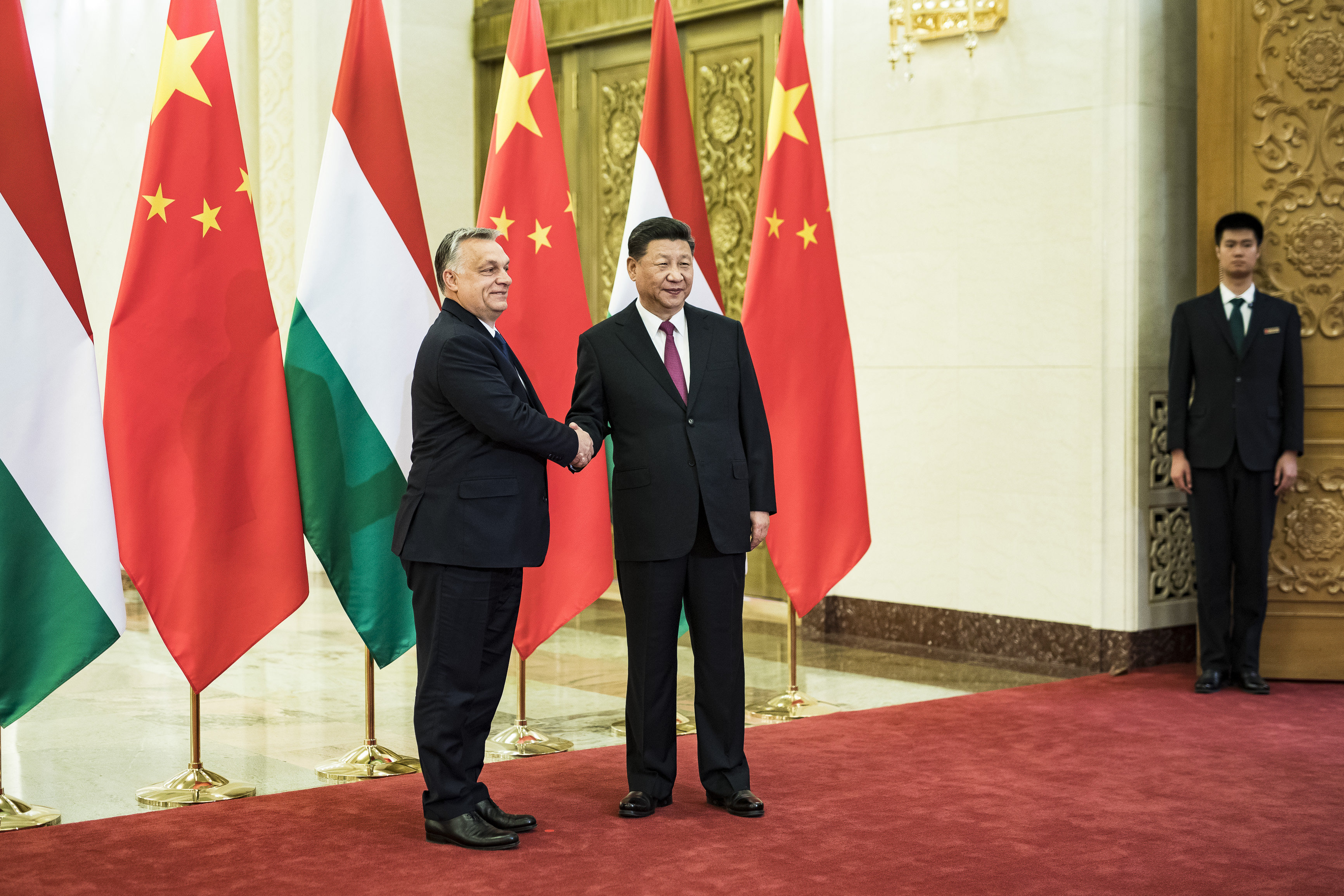 Orbán optimista a kínai csúcstechnológiai fejlesztésekkel kapcsolatban