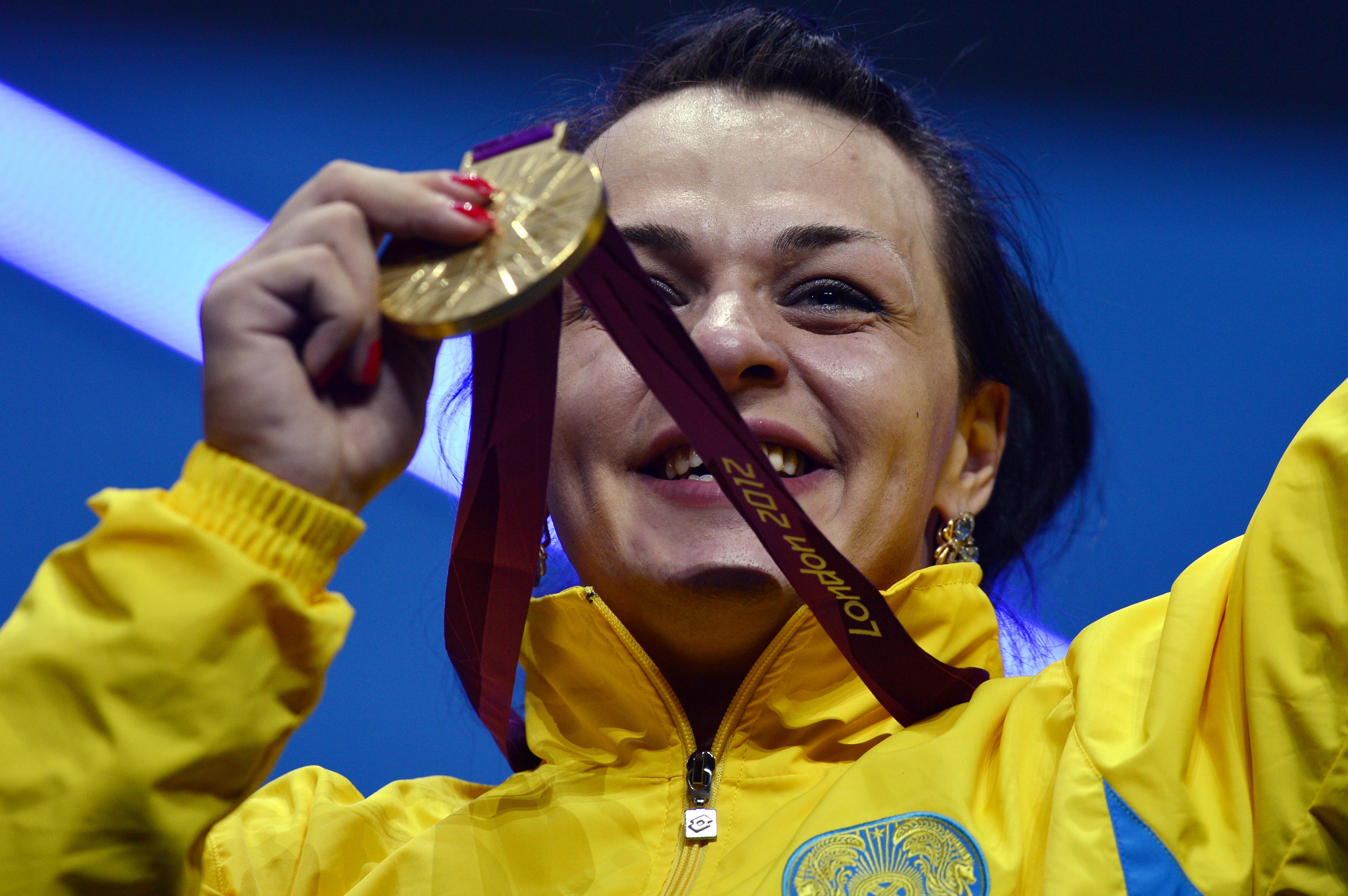 Nem adják vissza olimpiai aranyérmeiket a doppingoláson kapott kazah sportolók