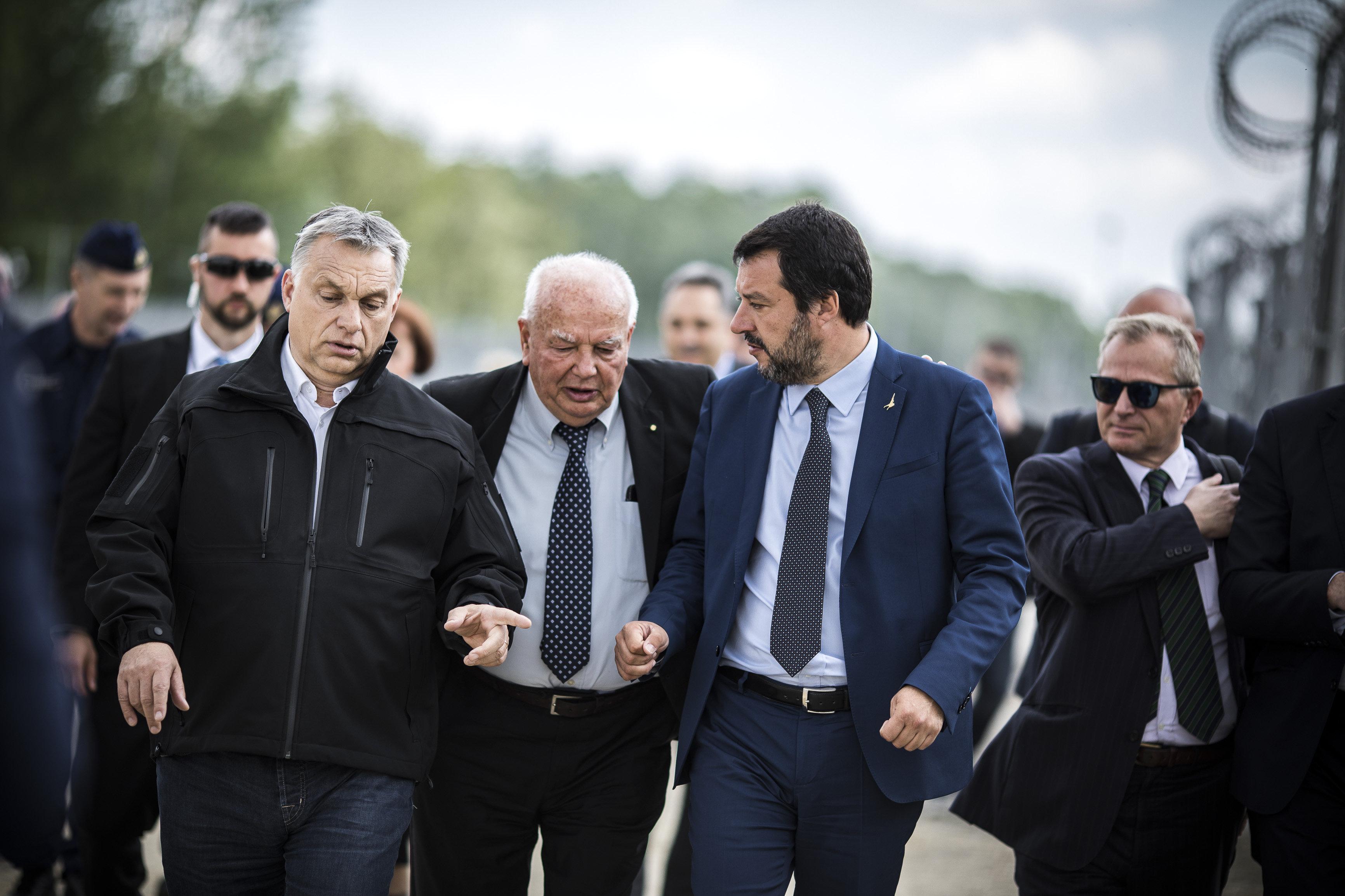 Olaszország teljes orbáni fordulatot vehet