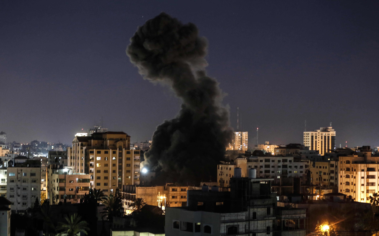 Netanjahu erőteljes támadást rendelt el