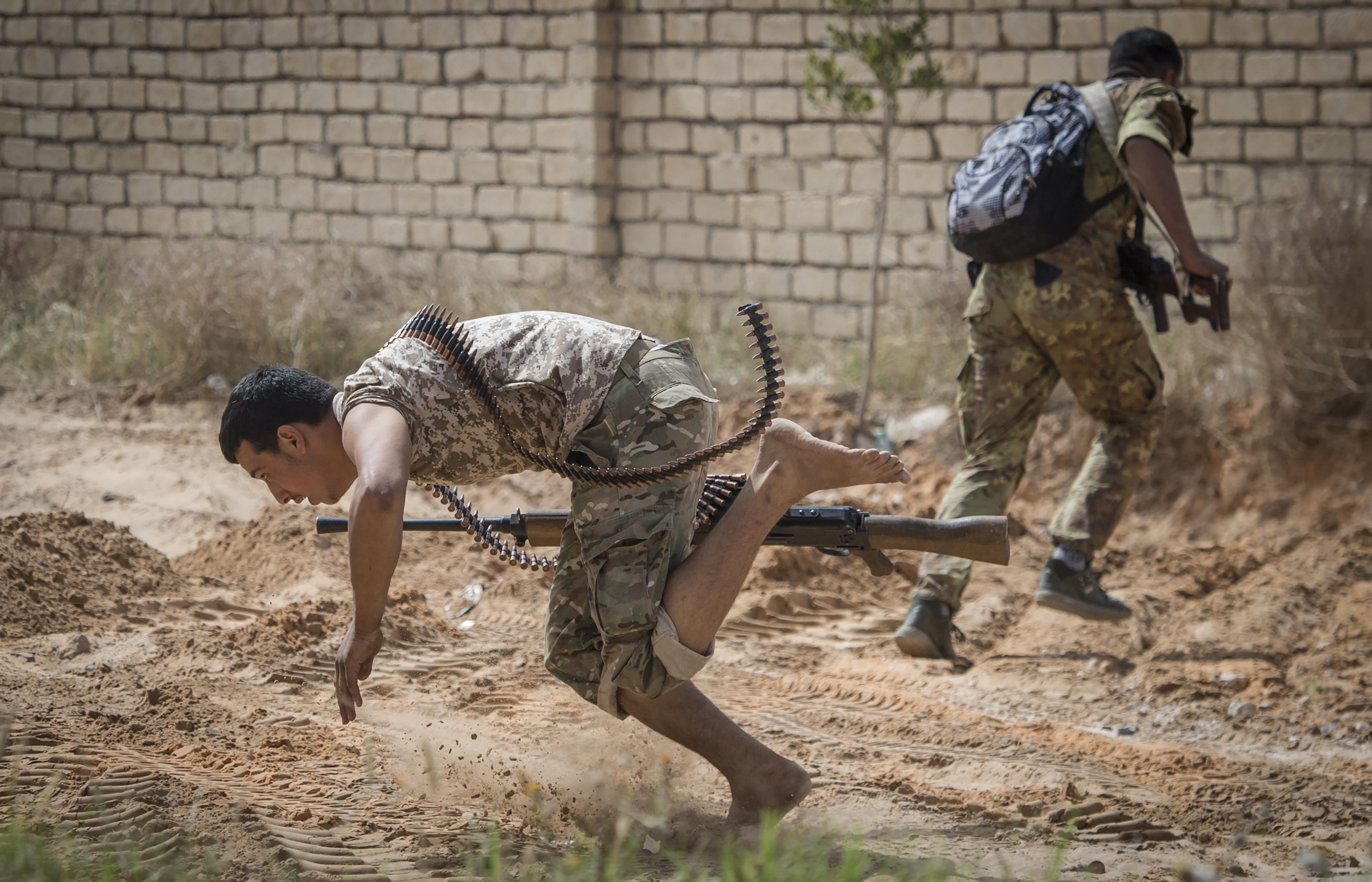 Haftar tábornok kiadta a parancsot Tripoli elfoglalására