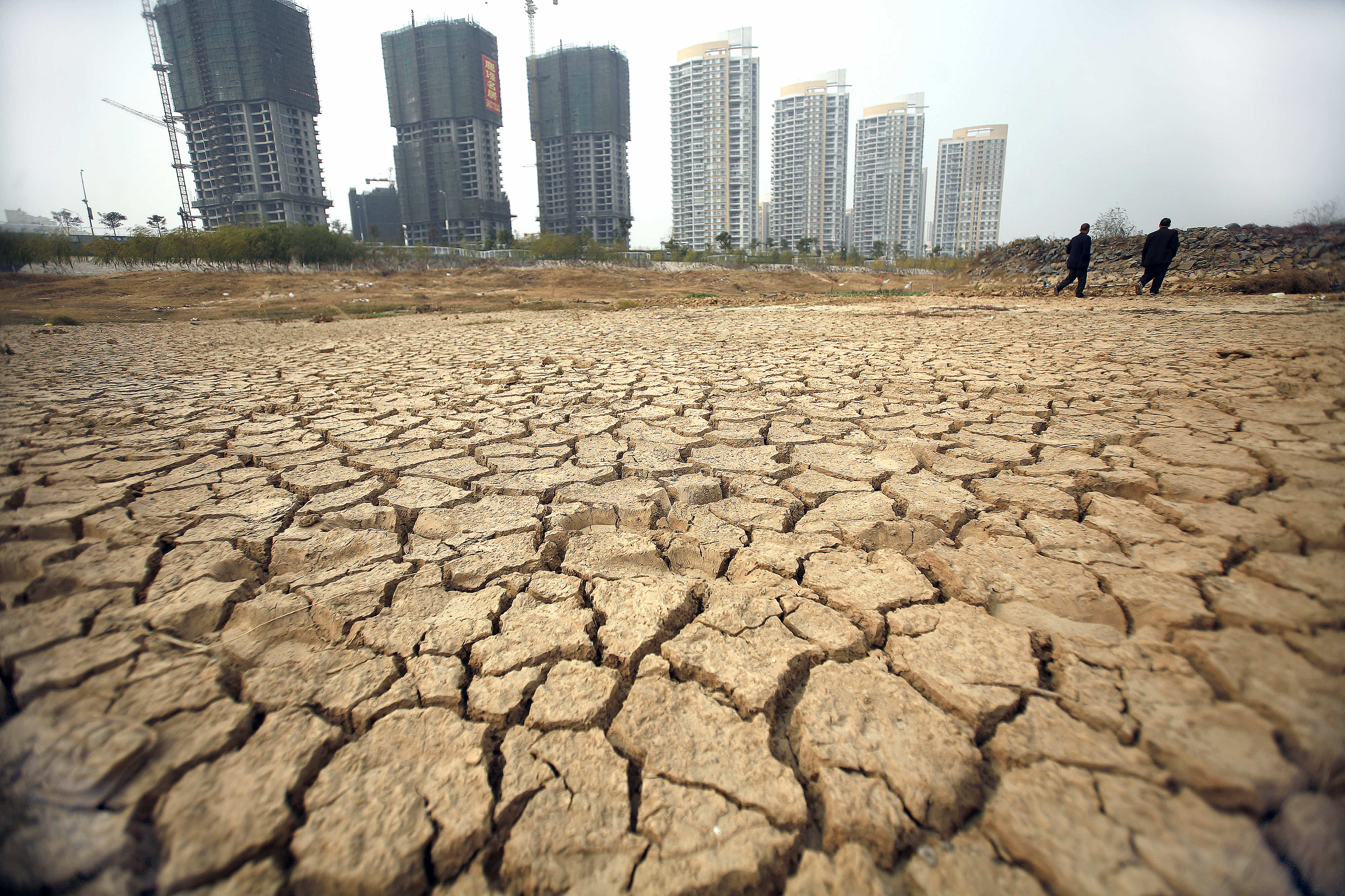 Már az emberiség élelmiszerellátását fenyegeti a klímaváltozás