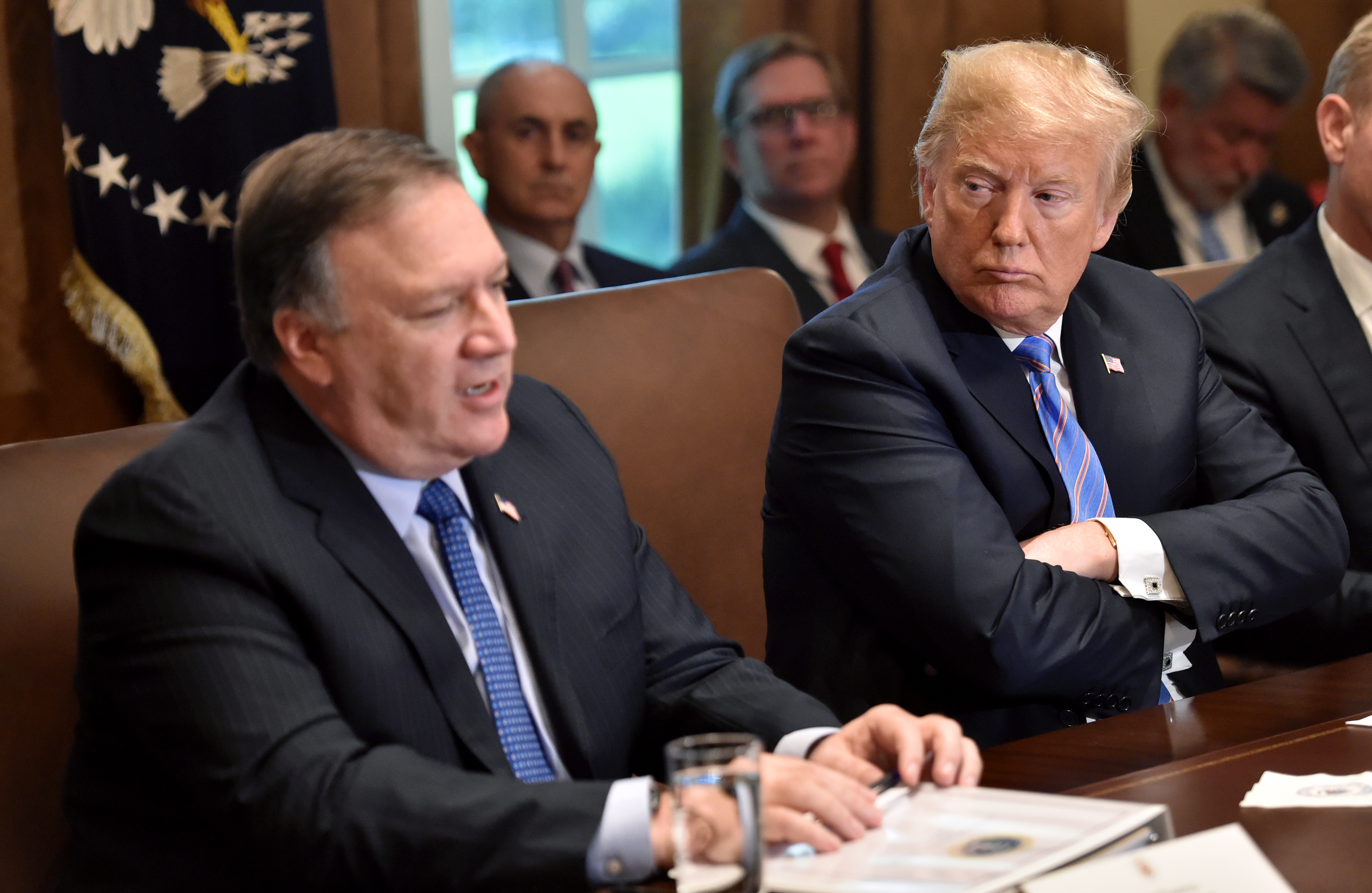 Trump külügyminisztere már várja, hogy elolvadjon a sarkköri jégtakaró, mert azzal nagyszerű kereskedelmi útvonalak nyílhatnak meg