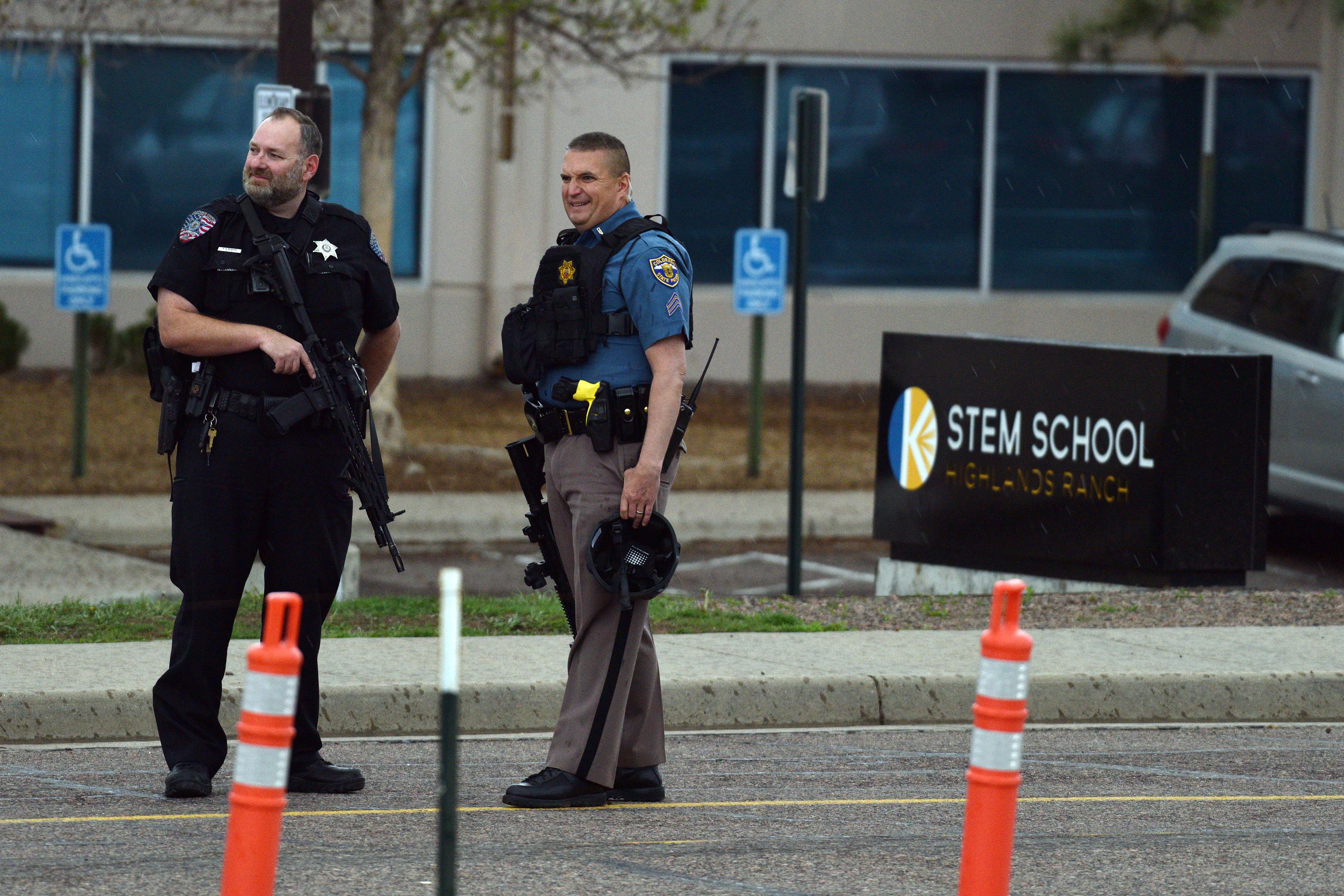 Iskolai lövöldözés volt Coloradóban