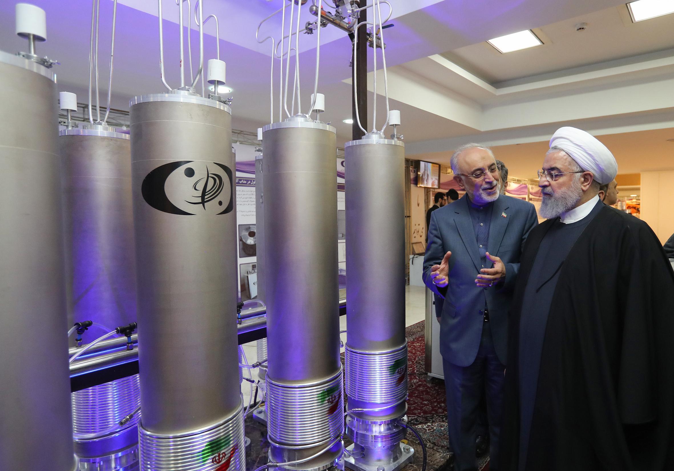 Irán megerősítette, hogy hiteles a Nemzetközi Atomenergia-ügynökség jelentése, ami szerint fokozta az urándúsítást