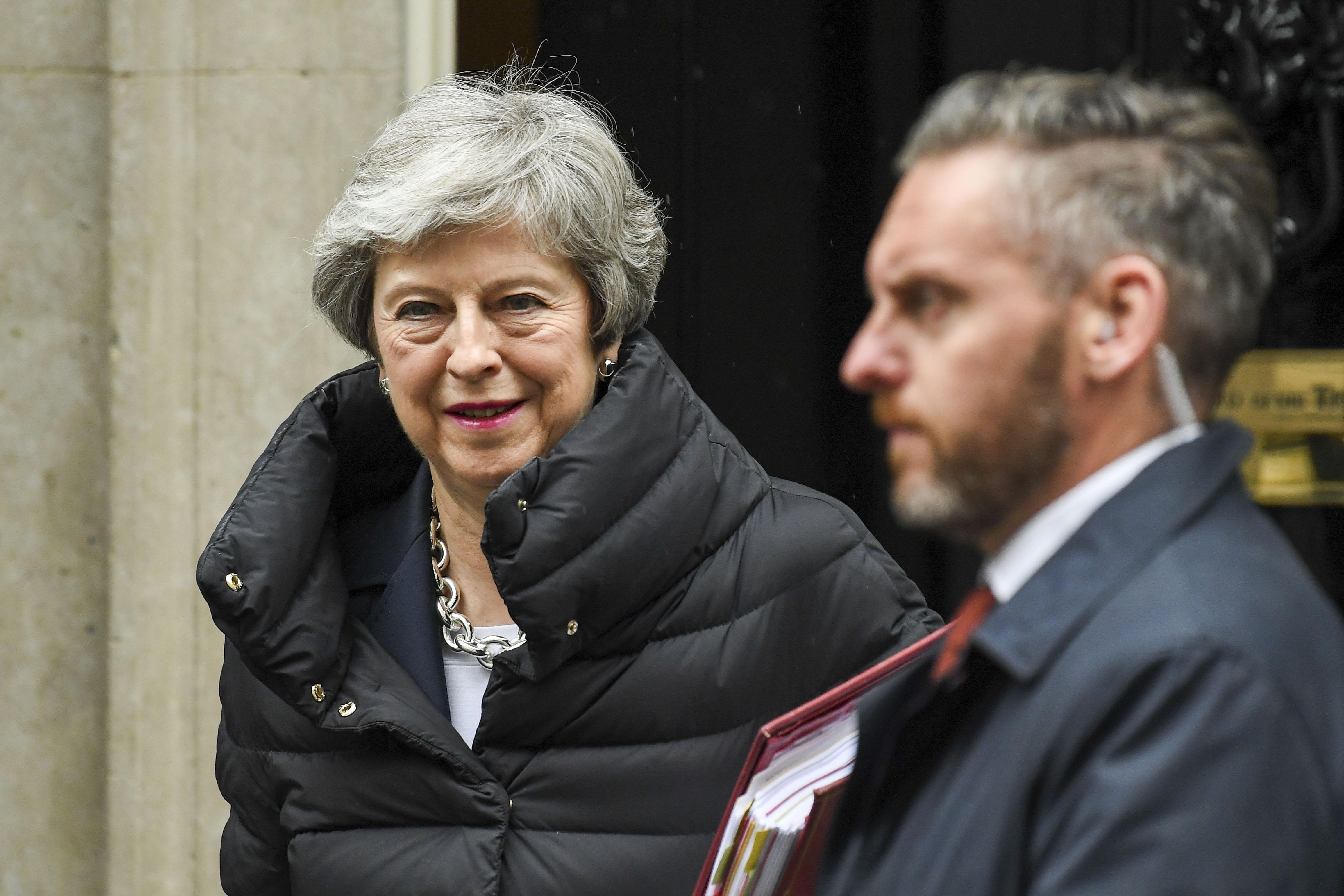 Theresa May szerint ahogy a Liverpoolnak sikerült nyerni a Barcelona ellen, úgy akár a brexit-megállapodás is összejöhet