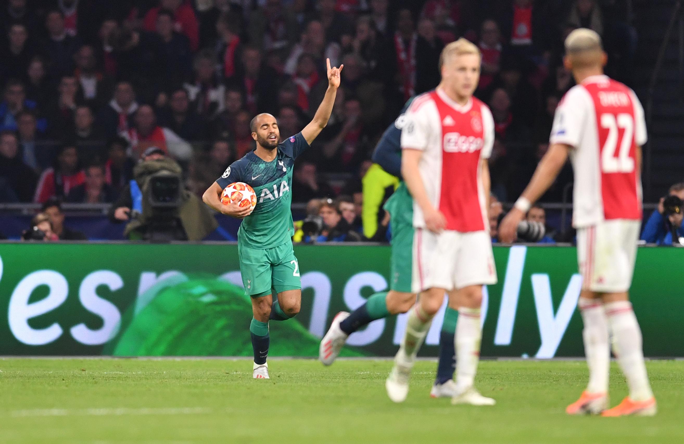 Elképesztő meccsen jutott a BL-döntőbe a Tottenham
