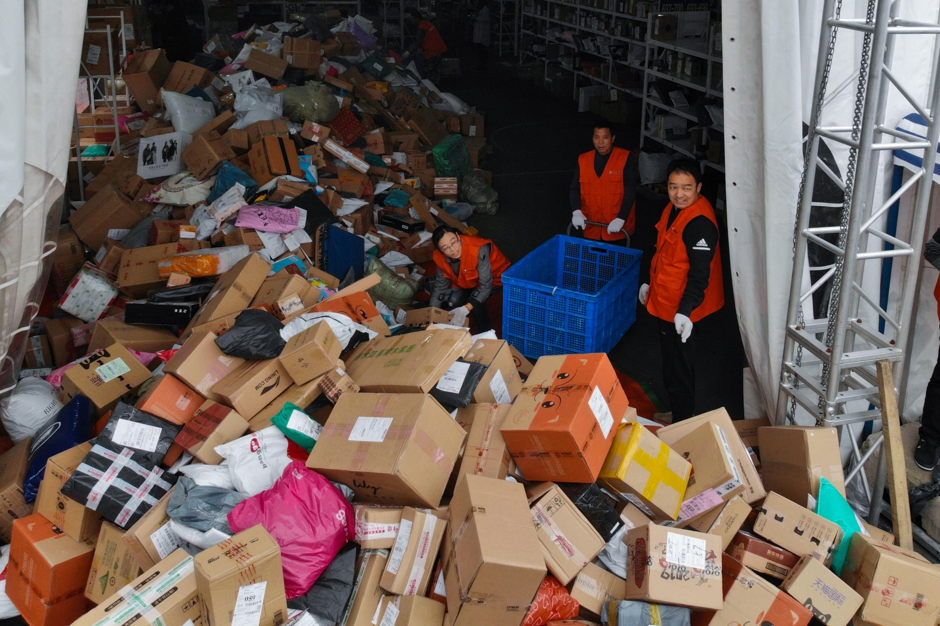 Az amerikai kormány megduplázta a kínai áruk vámtarifáját