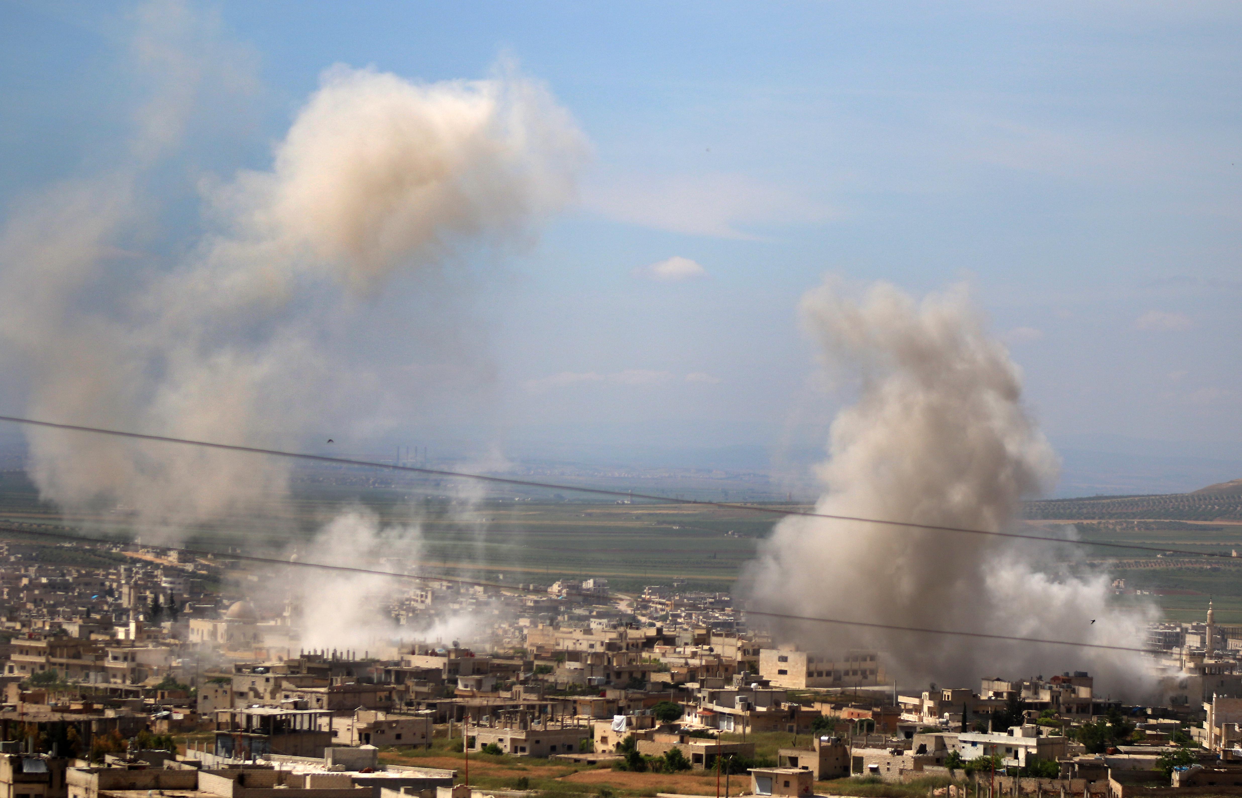 A szír kormányerők támadásai miatt 47 ezer emberhez nem jutnak el a segélyszállítmányok