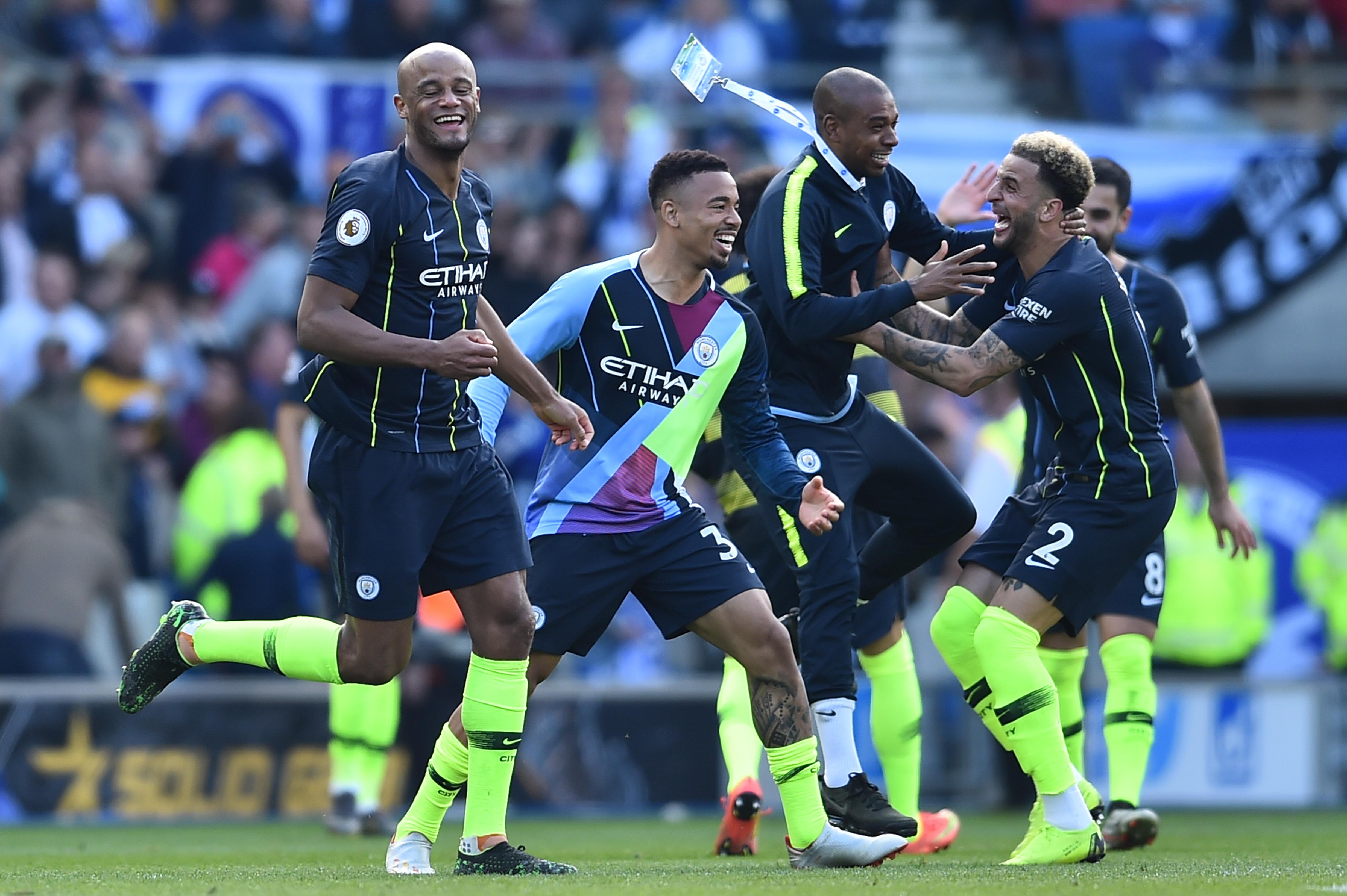 Hatodszor lett angol bajnok a Manchester City