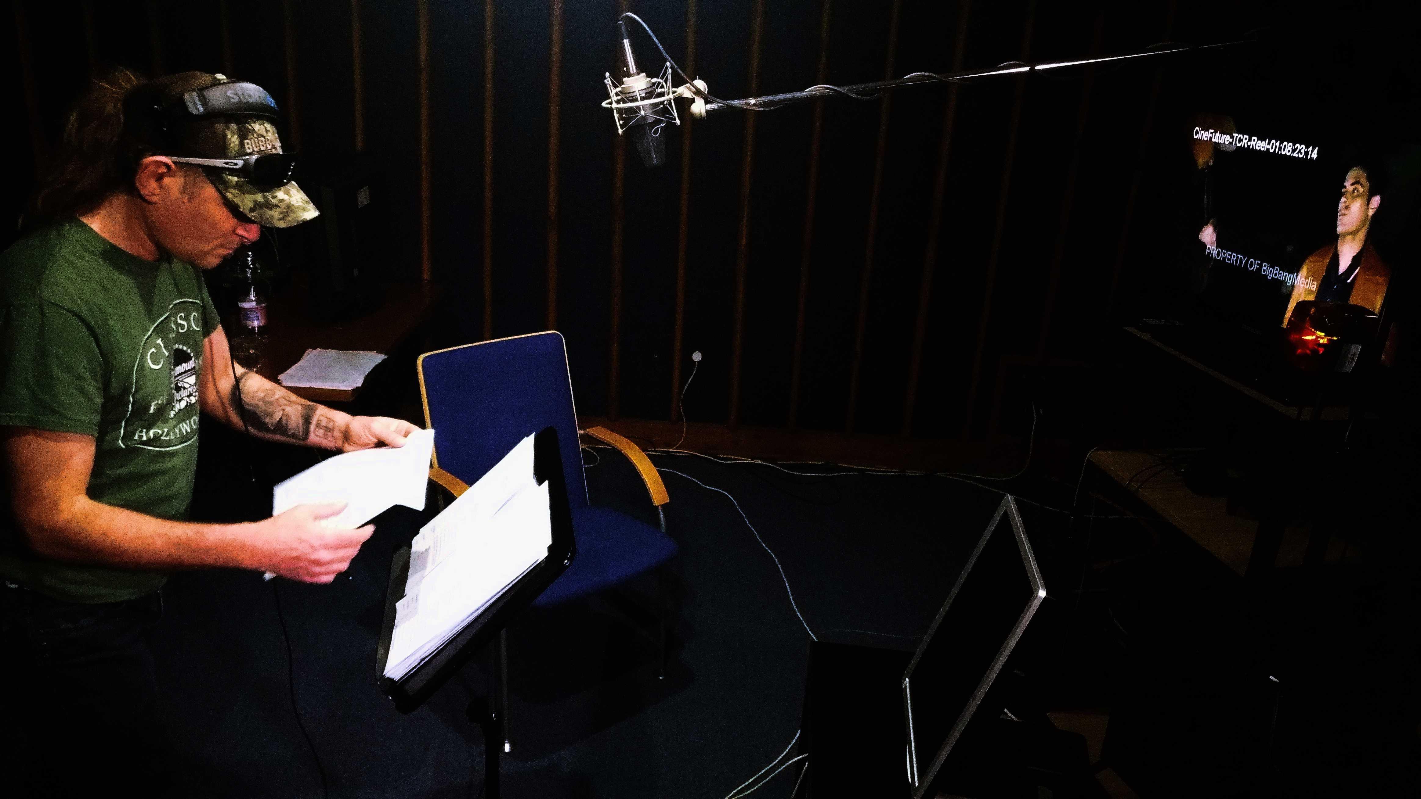 Lukács László adja James Hetfield magyar hangját a Ted Bundyról szóló filmben
