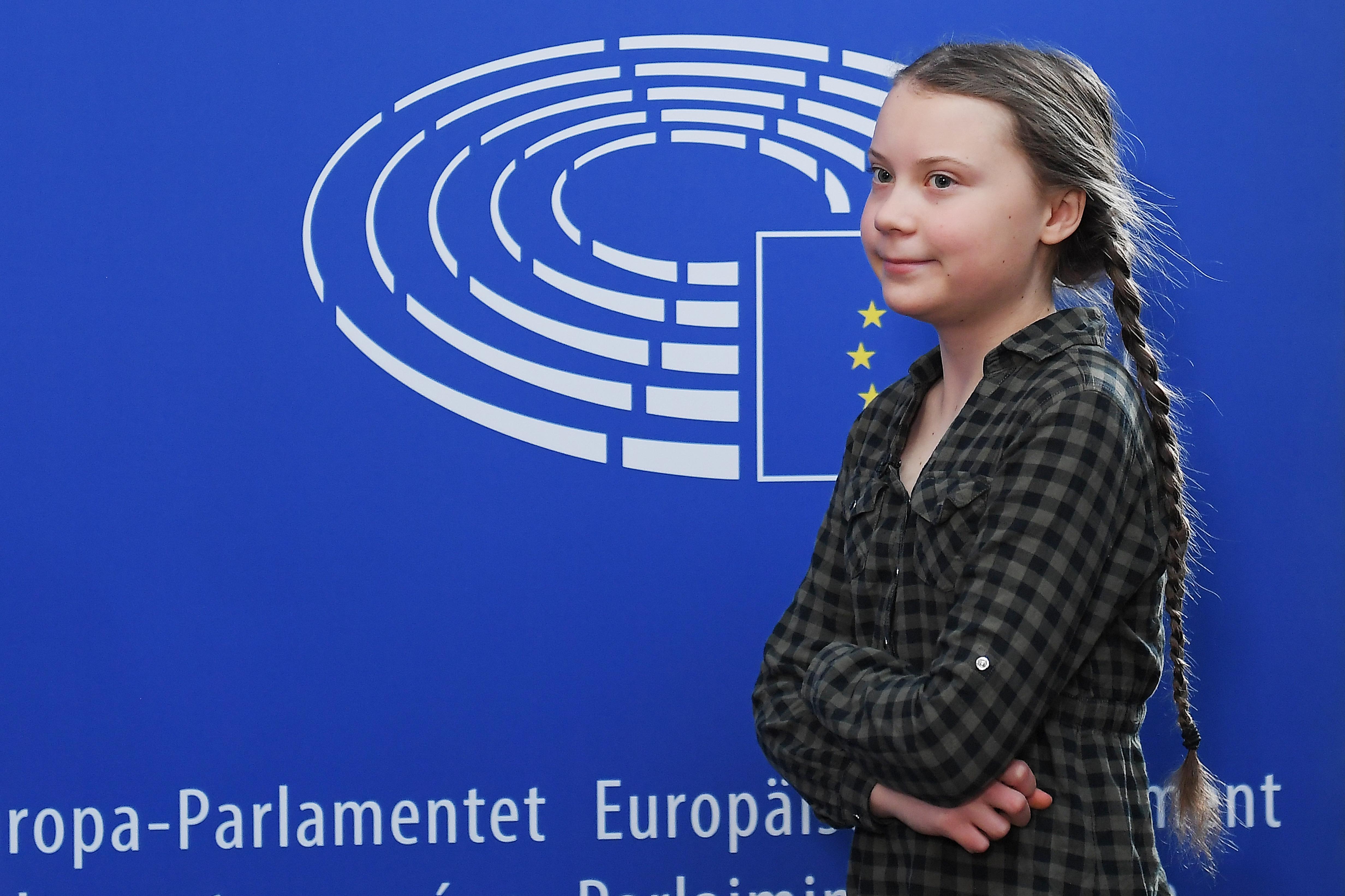 A klímatudósokat és Greta Thunberget találta meg új ellenfélnek a német szélsőjobb