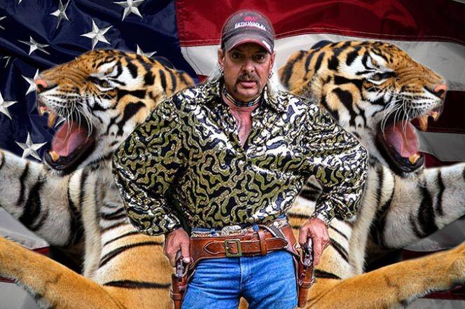 Joe Exotic: A férfi, aki tigriseket mentett, aztán bérgyilkost küldött egy másik állatvédőre