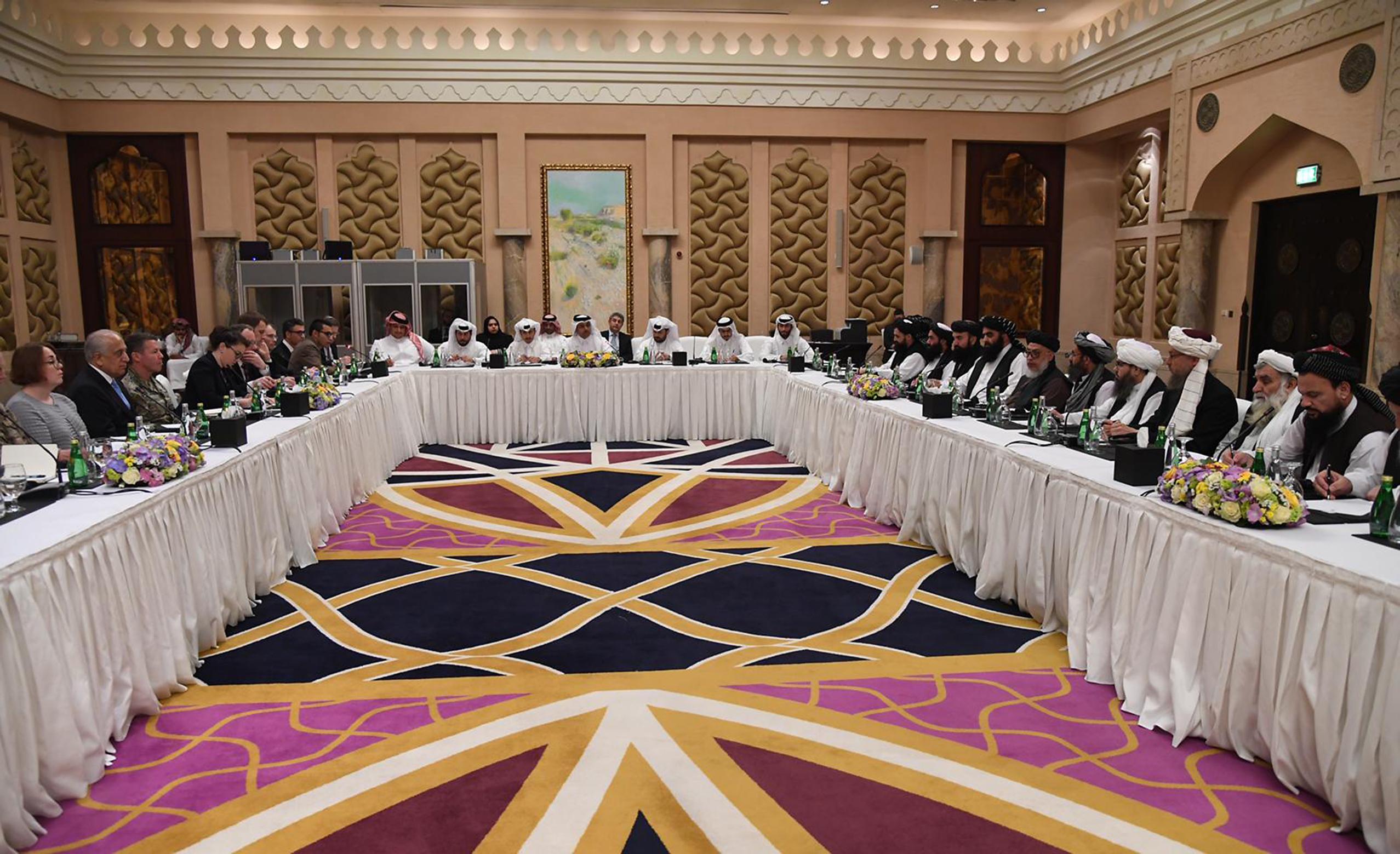 A Pentagon fizette volna a tálib vezetők utazási költségeit Katarba