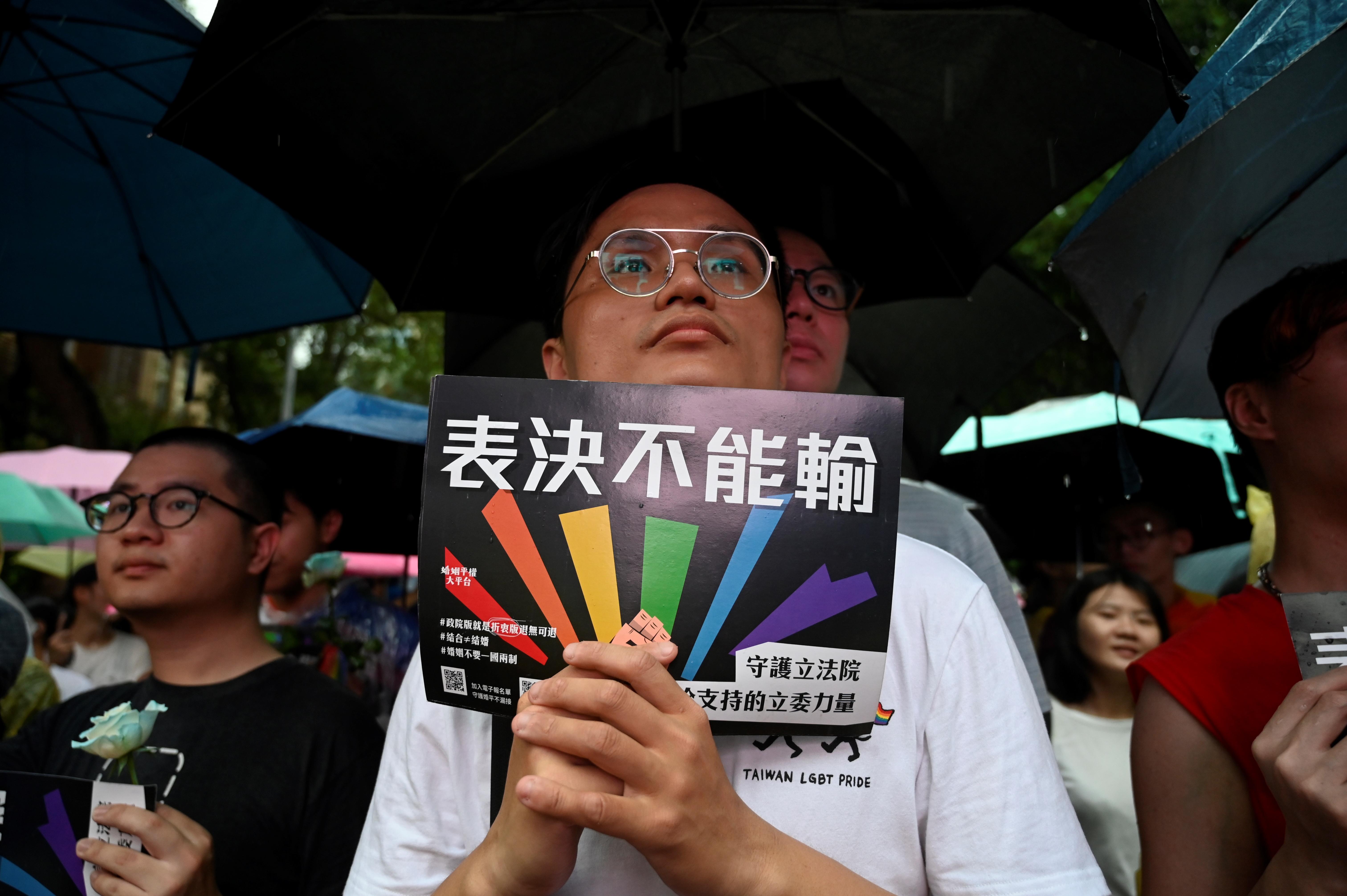 Tajvan az első ázsiai ország, ahol lehetővé tették a melegházasságot