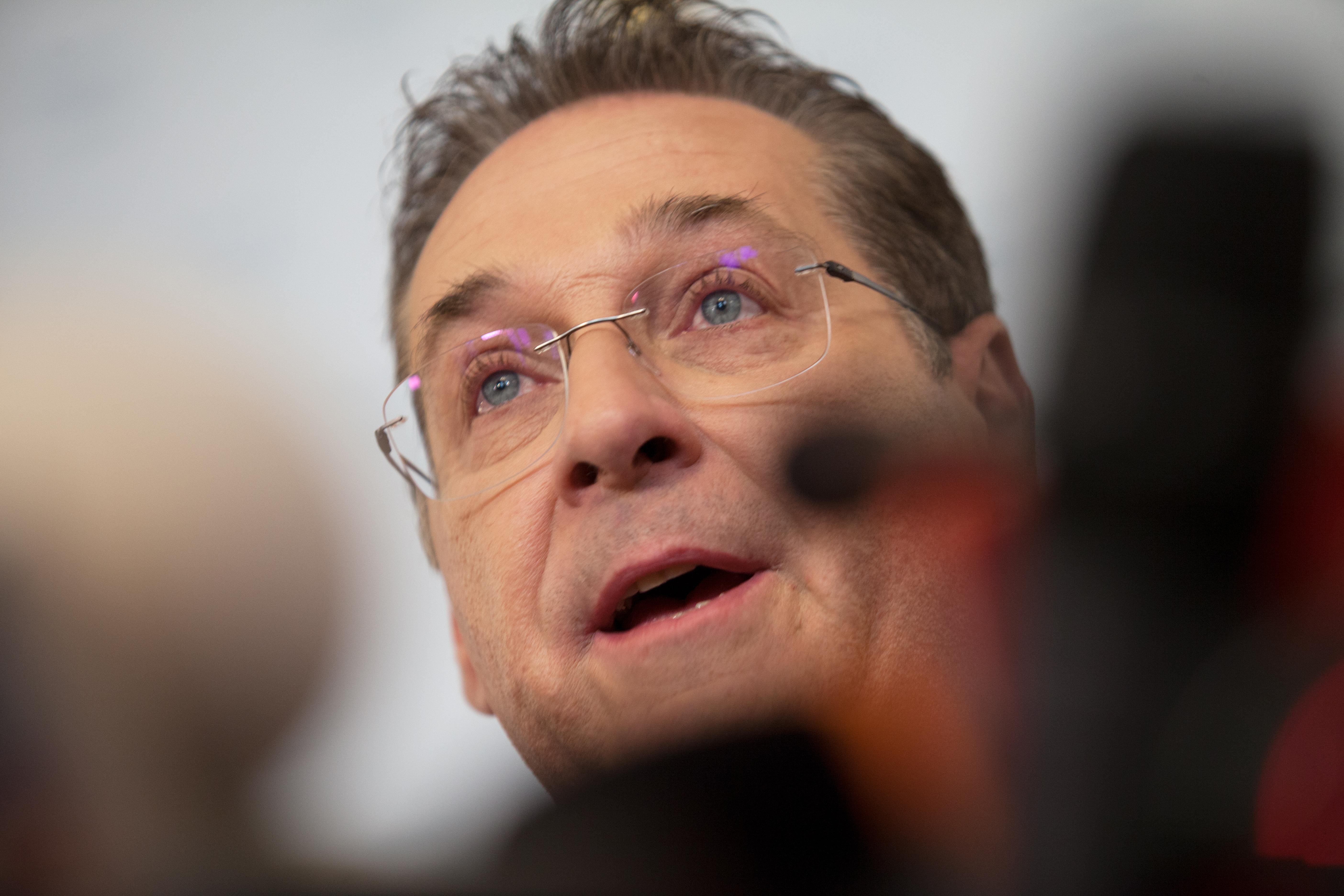 Burgenland is előrehozott választást tart a Strache-botrány miatt
