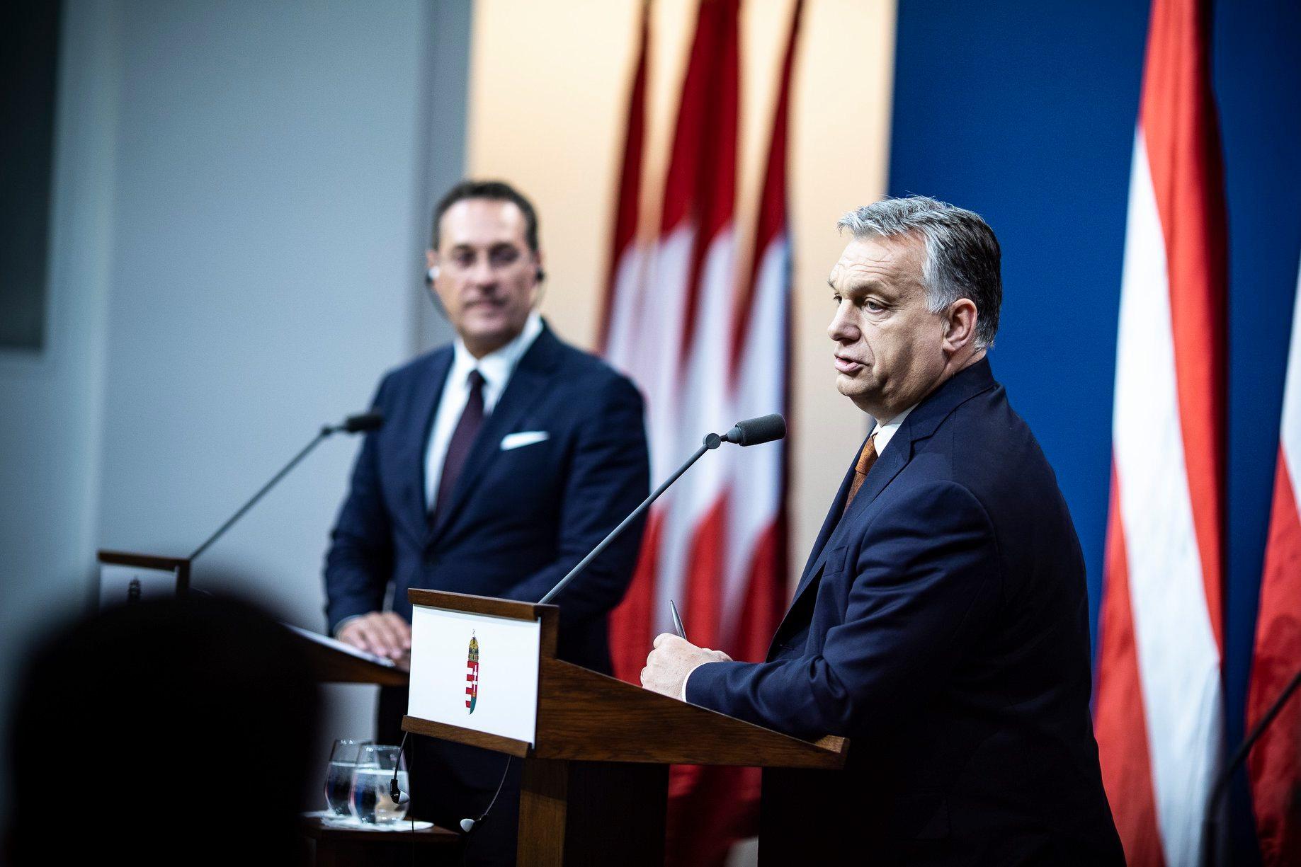 """Orbán két hete: """"Én azt javaslom Európának, ami Ausztriában történik"""""""