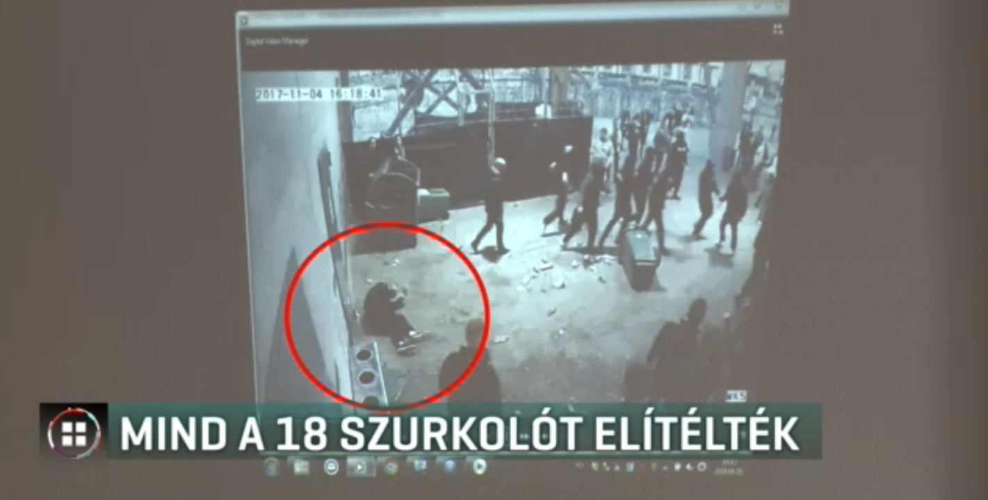 Börtönbe küldené a stadionban verekedő fradistákat az ügyészség
