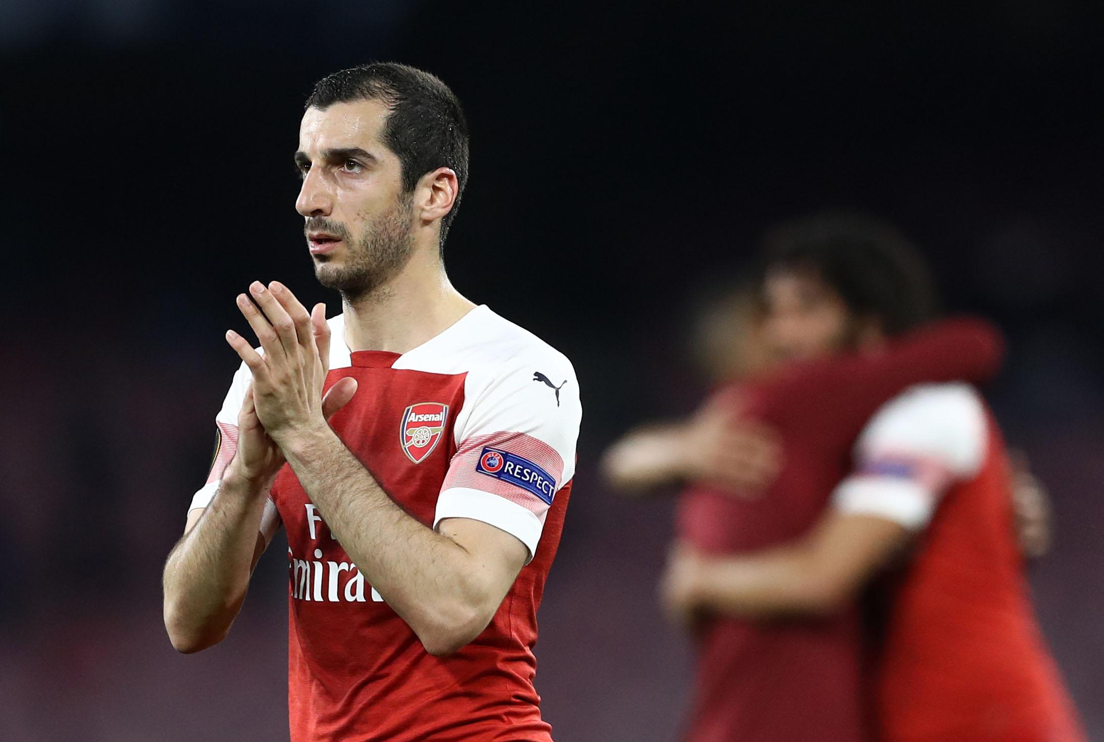 Örmény játékosa nélkül utazik a bakui Európa Liga-döntőre az Arsenal, az életét féltik