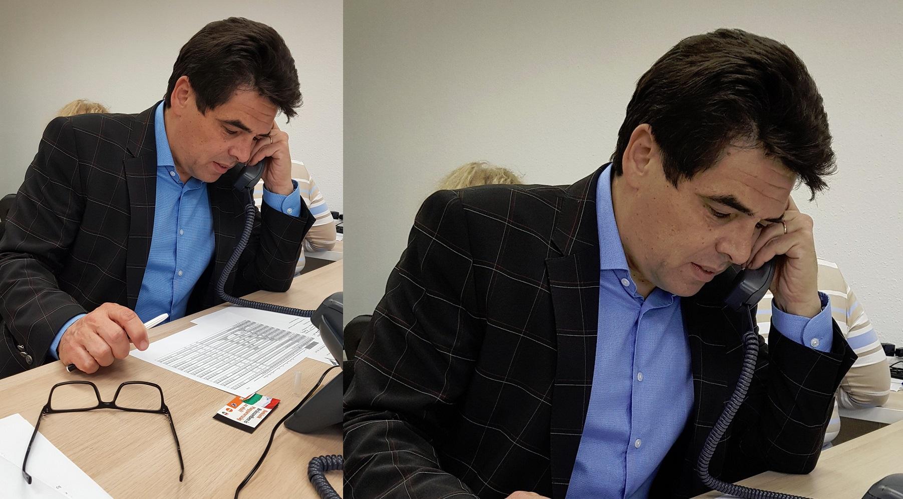 Véletlenül kiposztolta a fideszes képviselő, ahogy a választókat hívogatva éppen nyilvántartásba veszi őket a Kubatov-listán