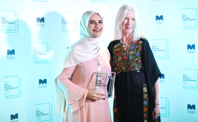Jokha al-Harthi kapta a Nemzetközi Man Booker-díjat