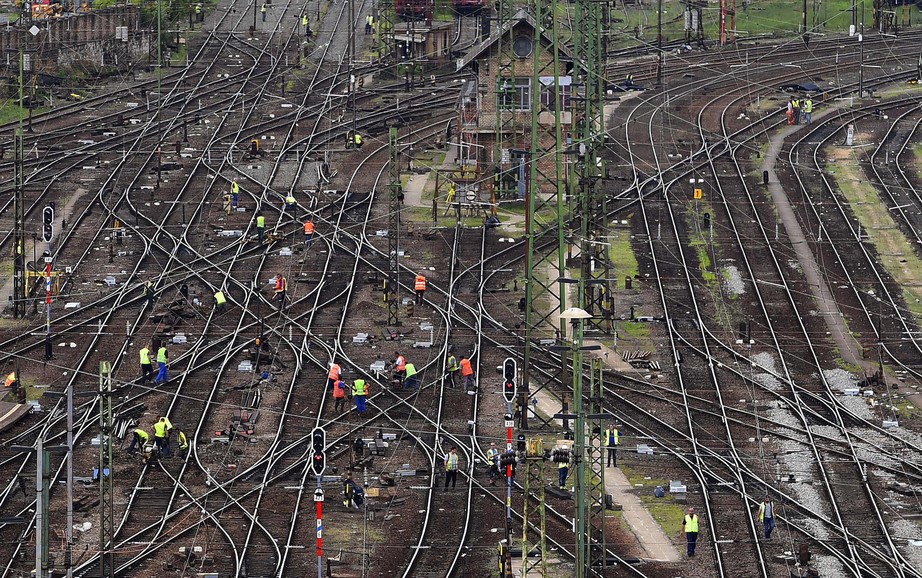 Hétfőn újranyit a Keleti pályaudvar