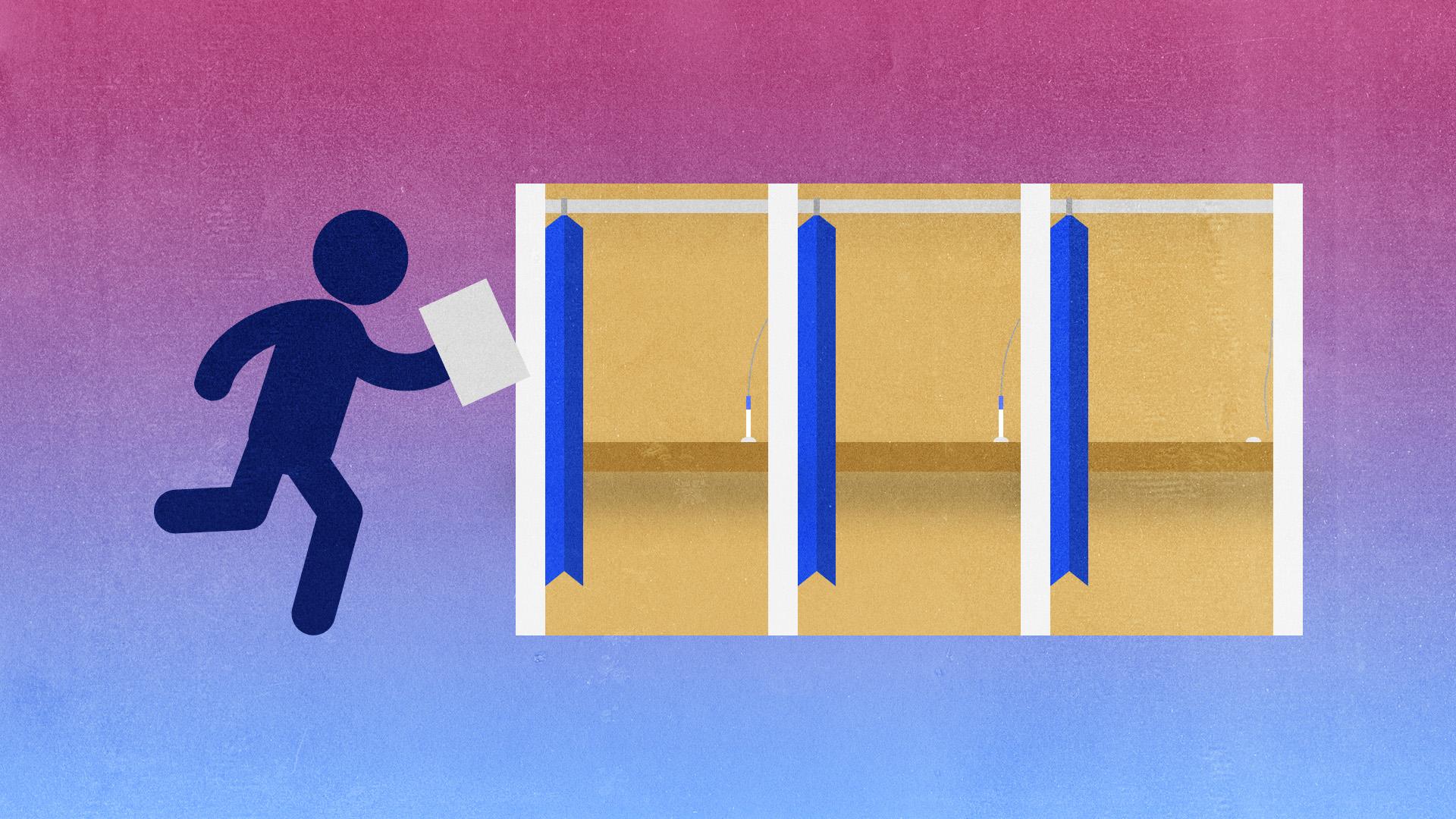 Tíz településen ismétlik meg ma az önkormányzati választást