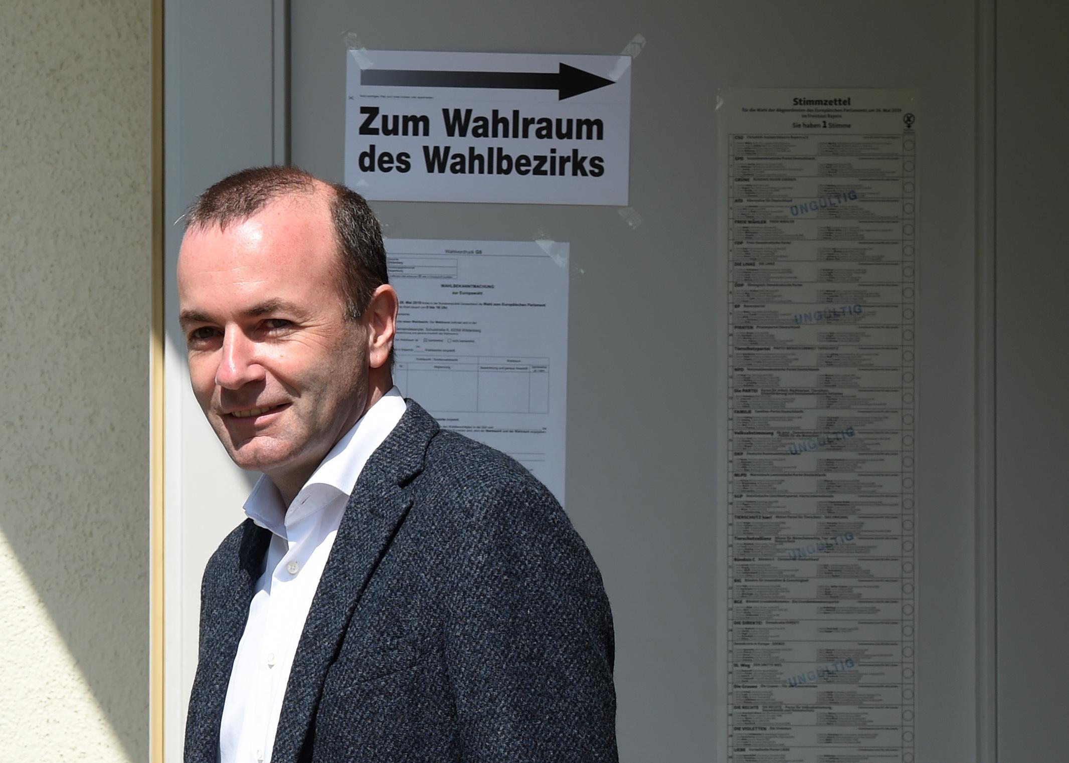Manfred Weber: Meg fogjuk védeni Európát a nacionalistáktól