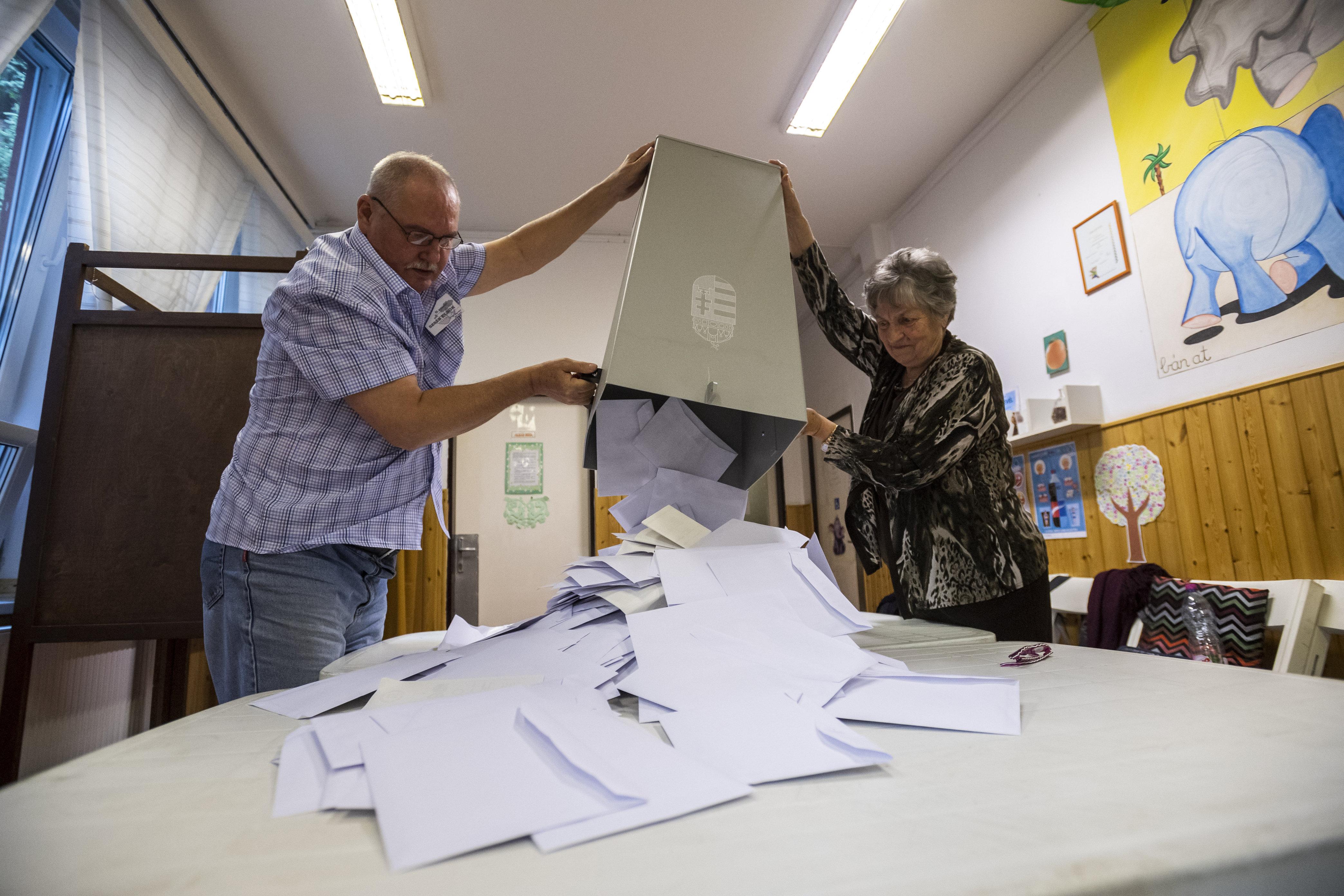 Már nyomtatják az aláírásgyűjtő íveket, szombaton kezdhetik gyűjteni az ajánlást az önkormányzati jelöltek