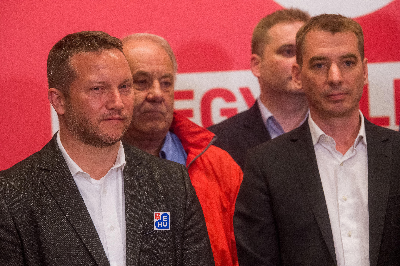 Ujhelyi István lesz az MSZP egyetlen EP-képviselője
