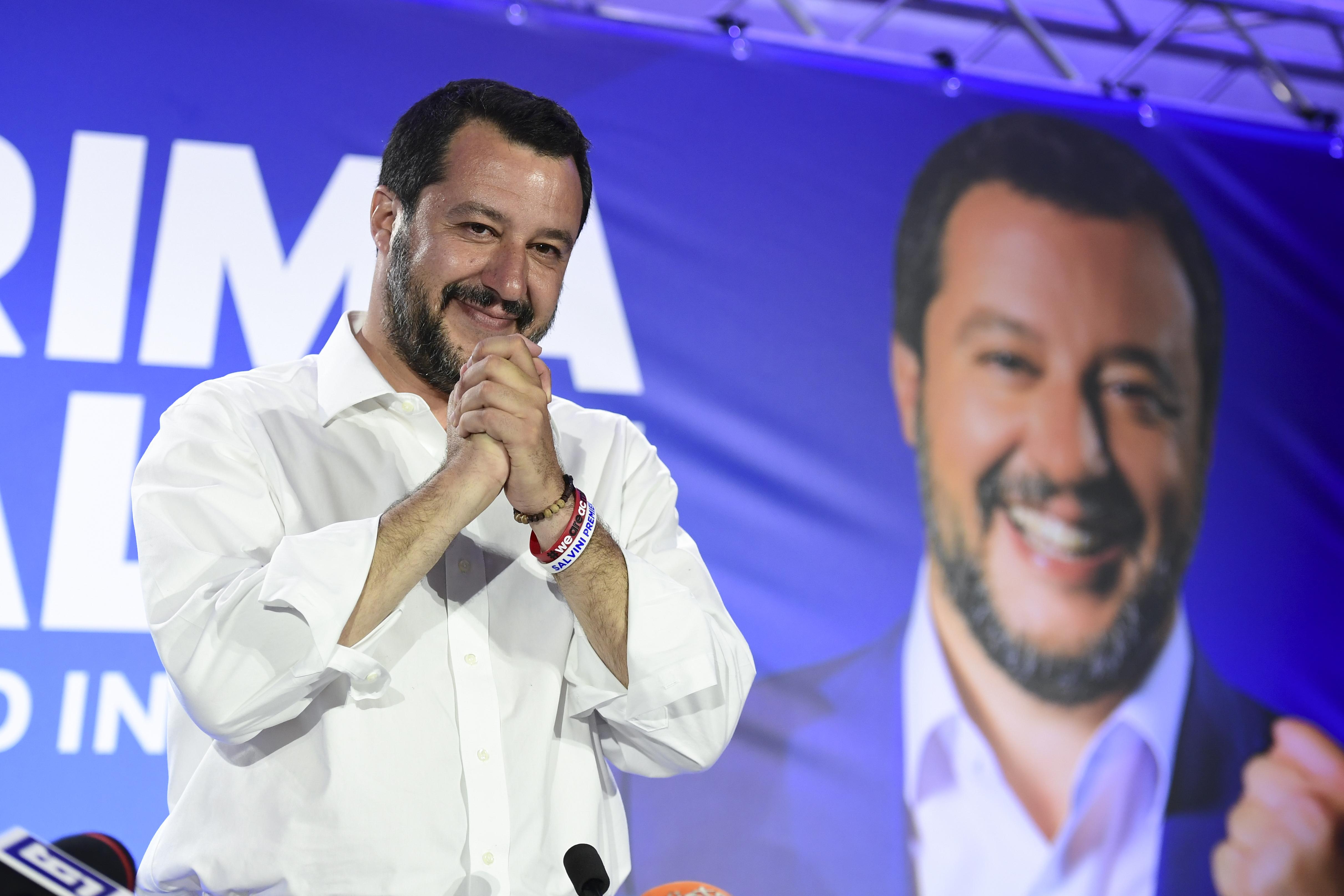 Salvini máris Orbánnal szövetkezne, de a Fidesszel se lennének elegen az euroszkeptikusok az EP-ben