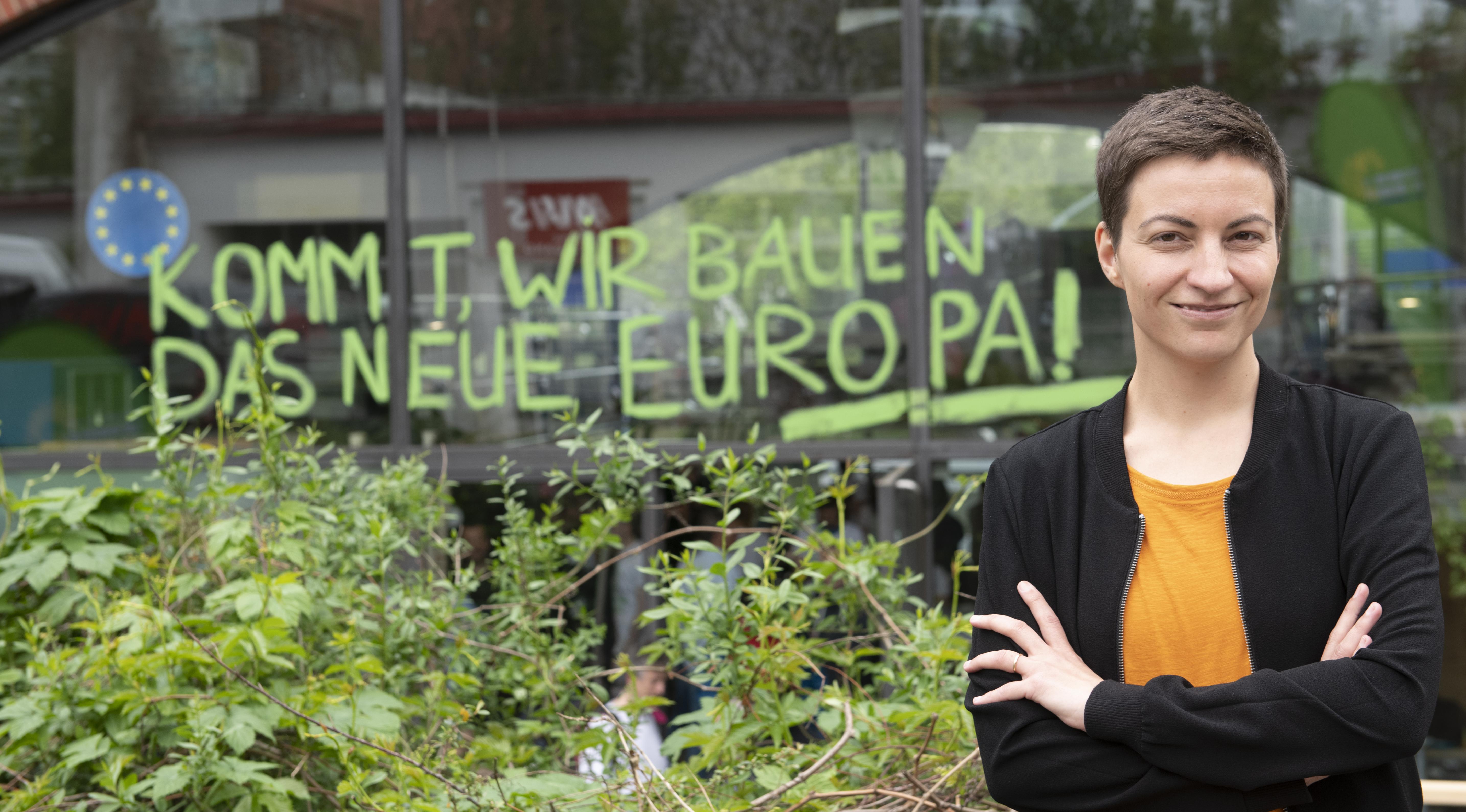 Látványos zöld fellendülést hozott az uniós választás