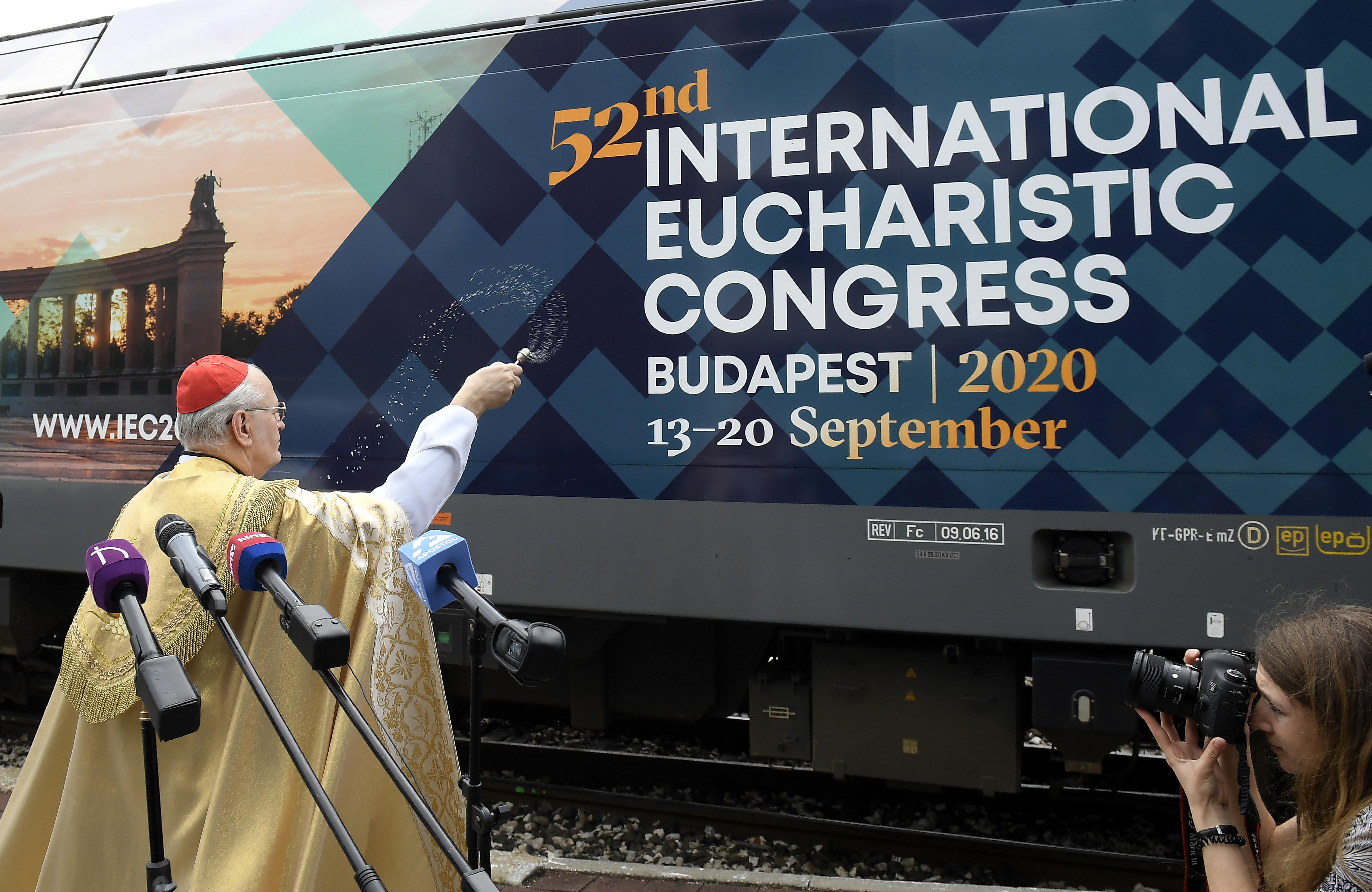 2021 szeptemberére halasztják a Nemzetközi Eucharisztikus Kongresszust