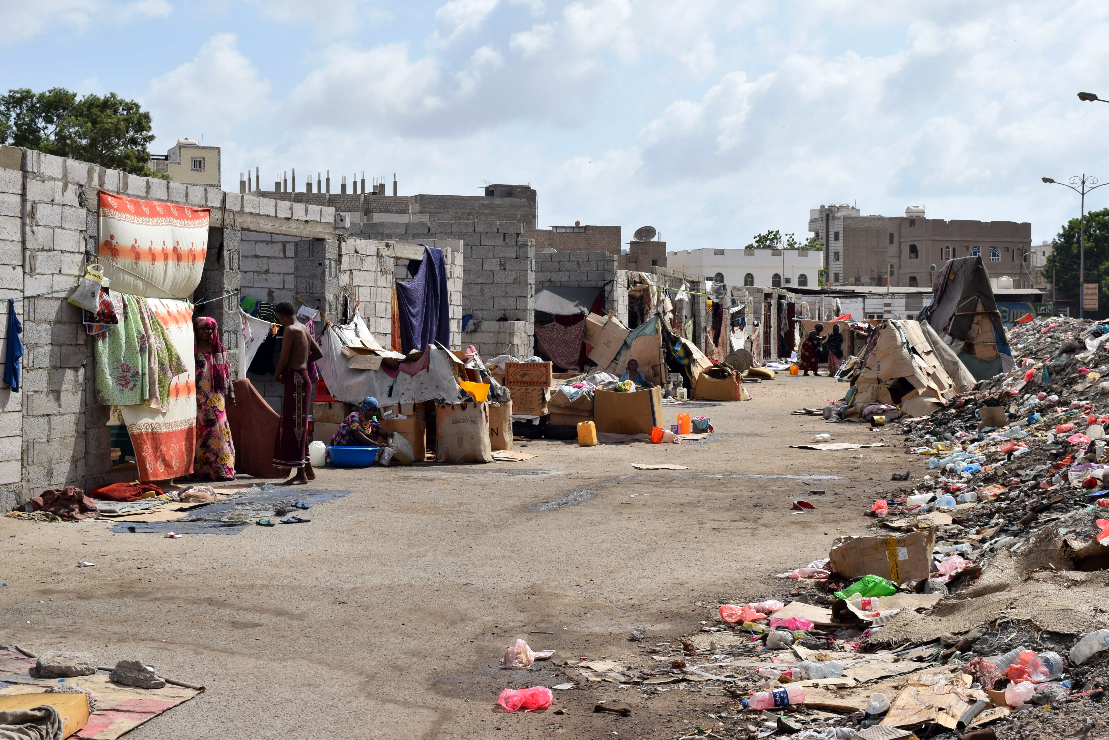 124 afrikait menekültet toloncoltak ki Jemenből