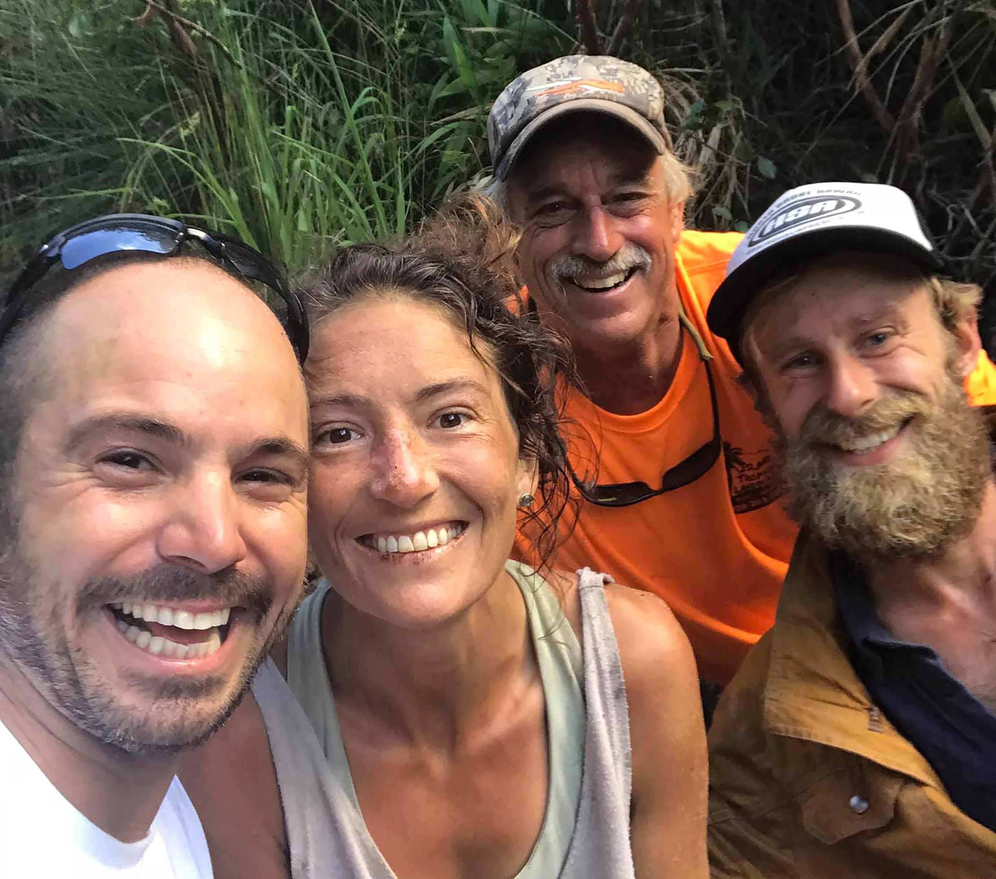Lelki kiképzőtáborként élte meg 17 napi szenvedését a hawaii erdőkben elveszett nő