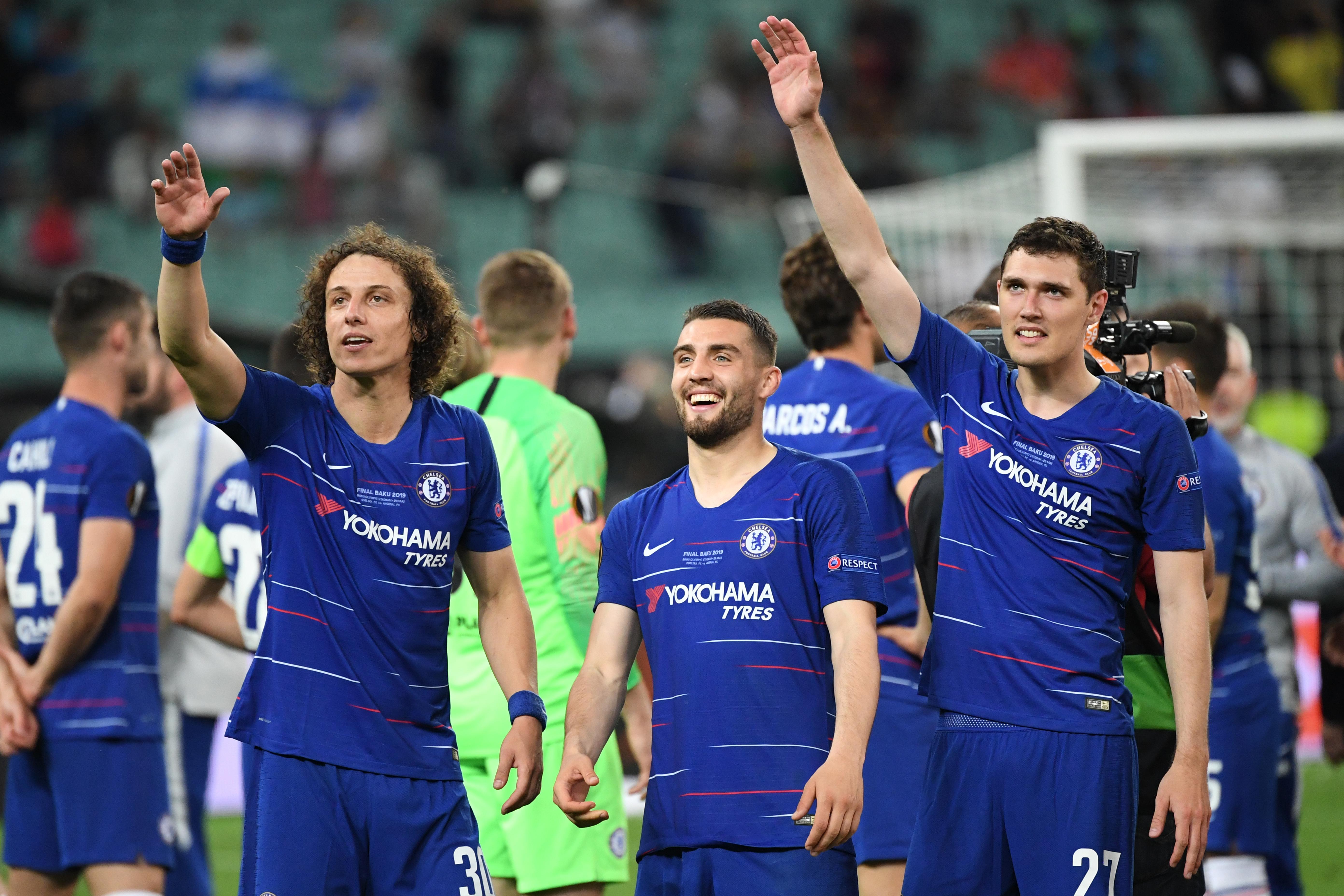 4-1-re nyert a Chelsea az Arsenal ellen az Európa-liga döntőjében