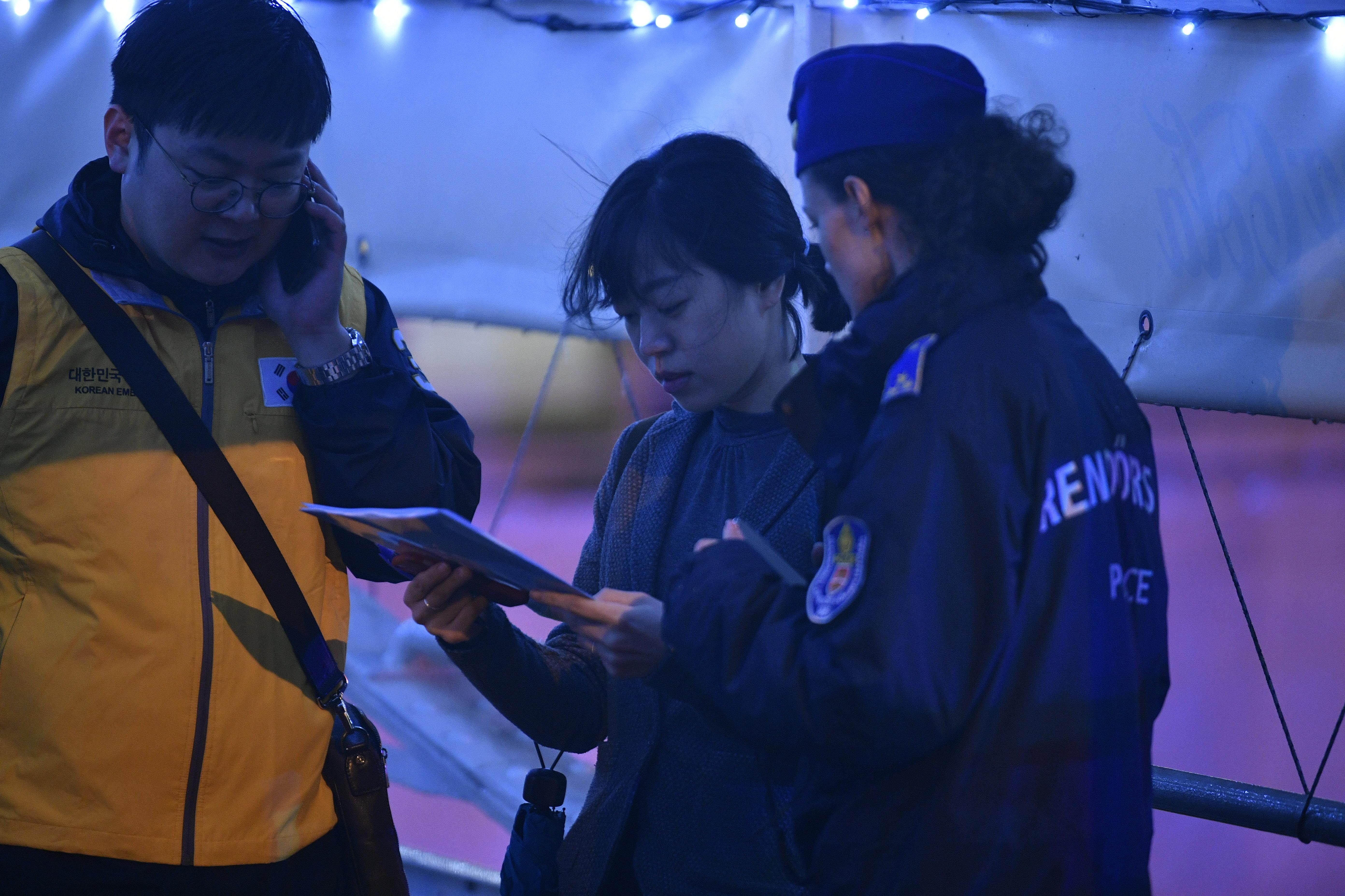 A lengyel LOT légitársaság ingyen hozza Budapestre a Hableány áldozatainak dél-koreai hozzátartozóit