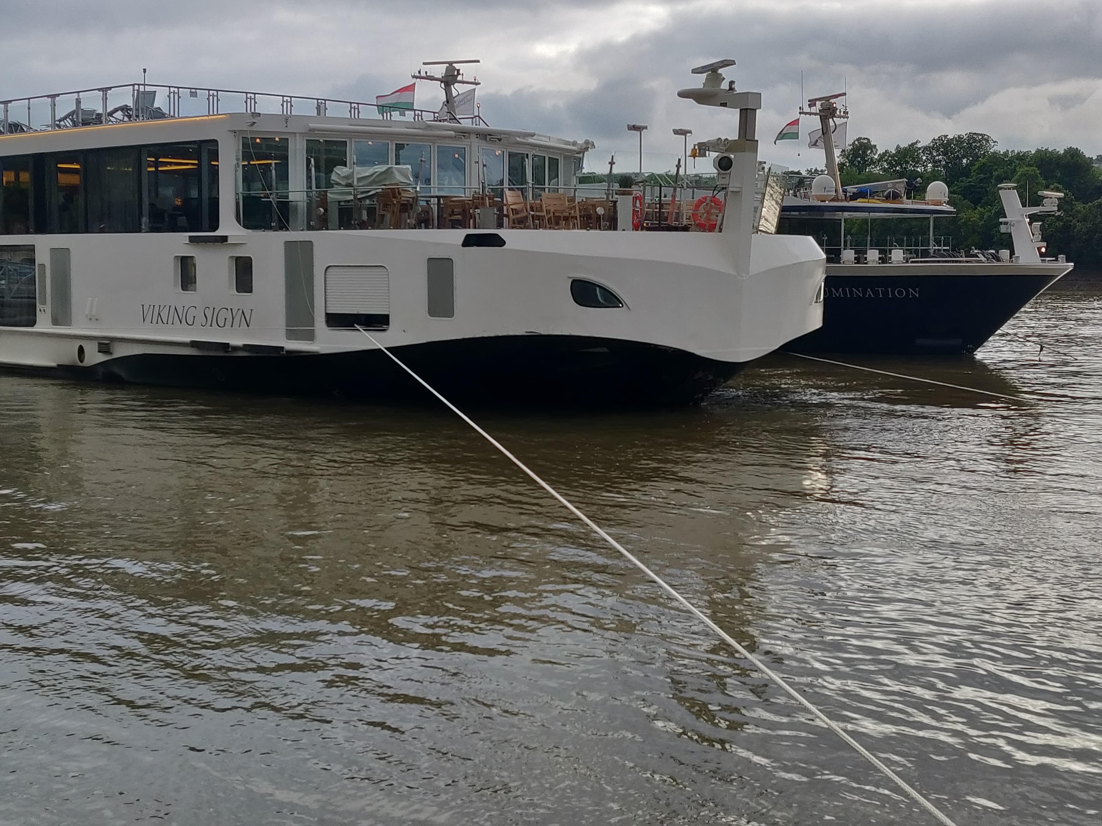 Őrizetben a Hableány hajóval ütköző szállodahajó kapitánya