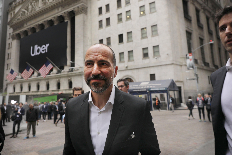 Egymilliárd dolláros veszteséget hozott az Uber első negyedéve