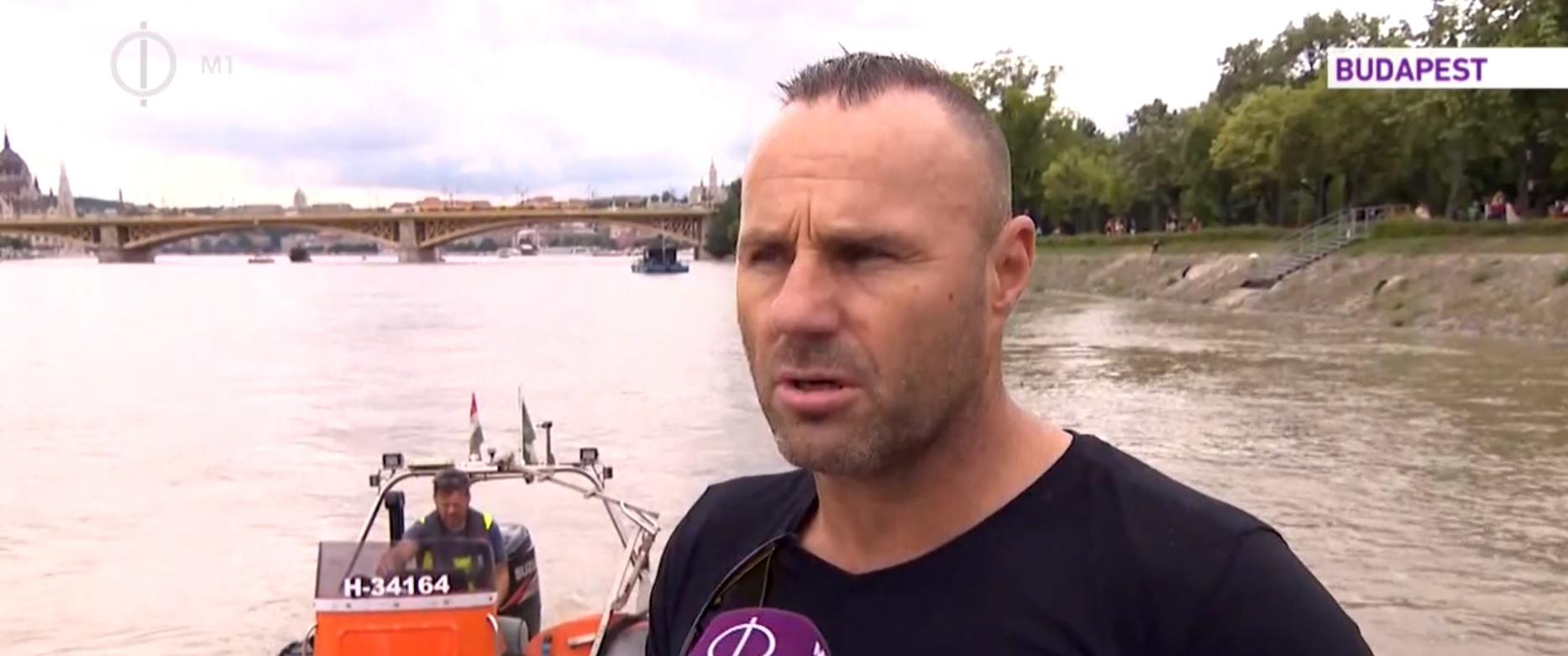 Búvár: Rettenetesek a körülmények a víz alatt a hajóroncsnál