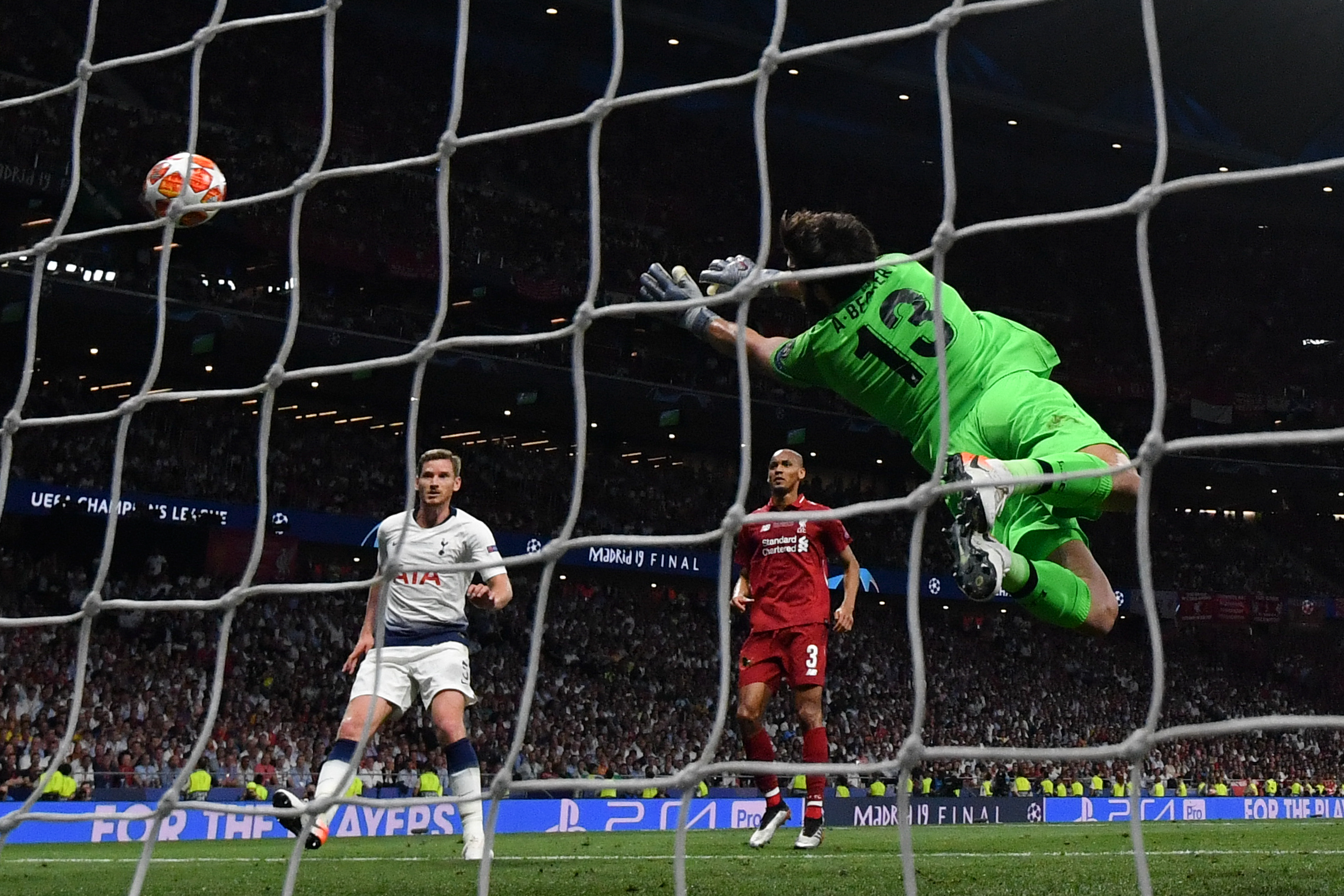 A Liverpool 2-0-ra verte a Tottenhamet, ezzel megnyerte a BL-t