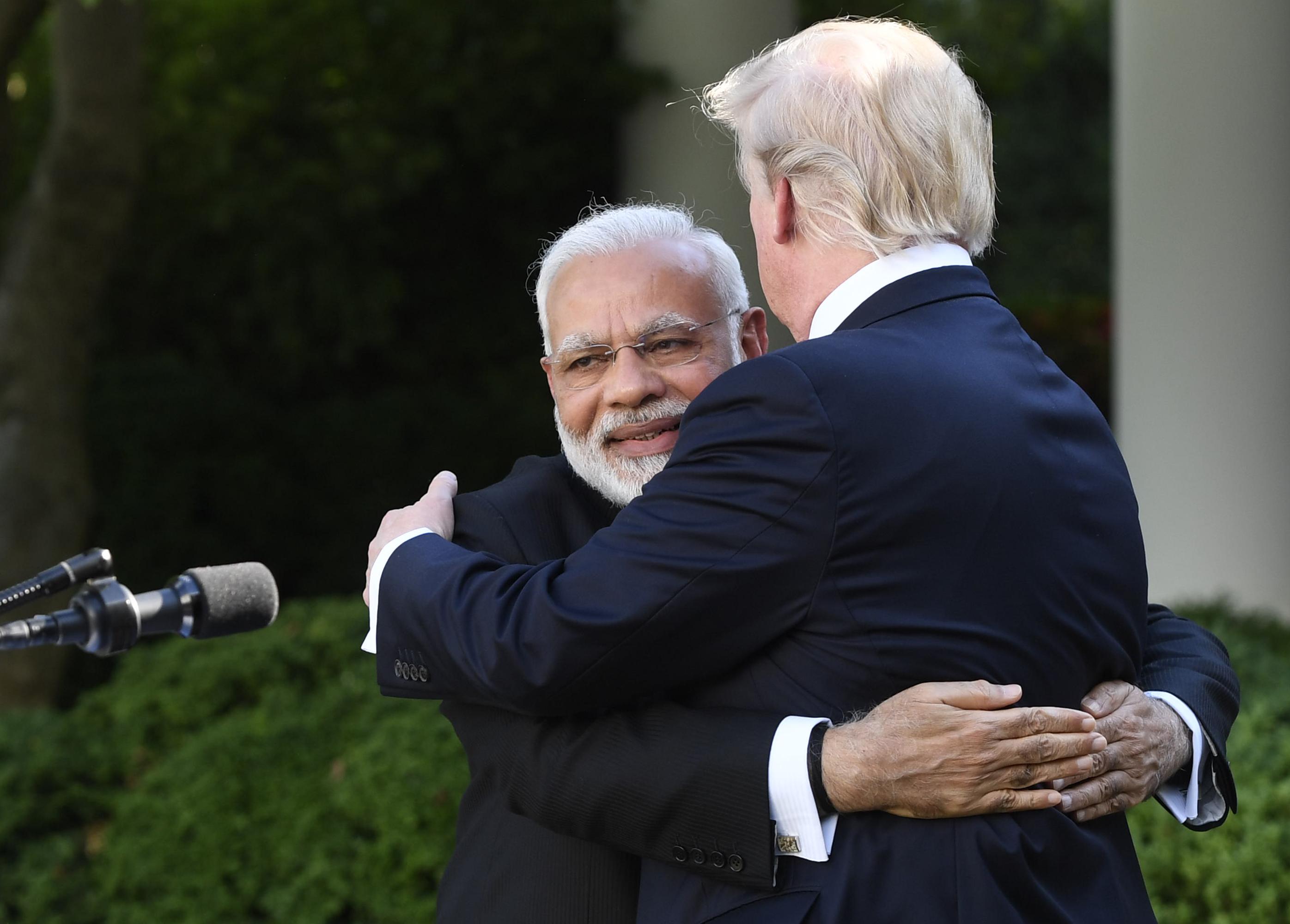 Trump kereskedelmi háborújának új célpontja: India