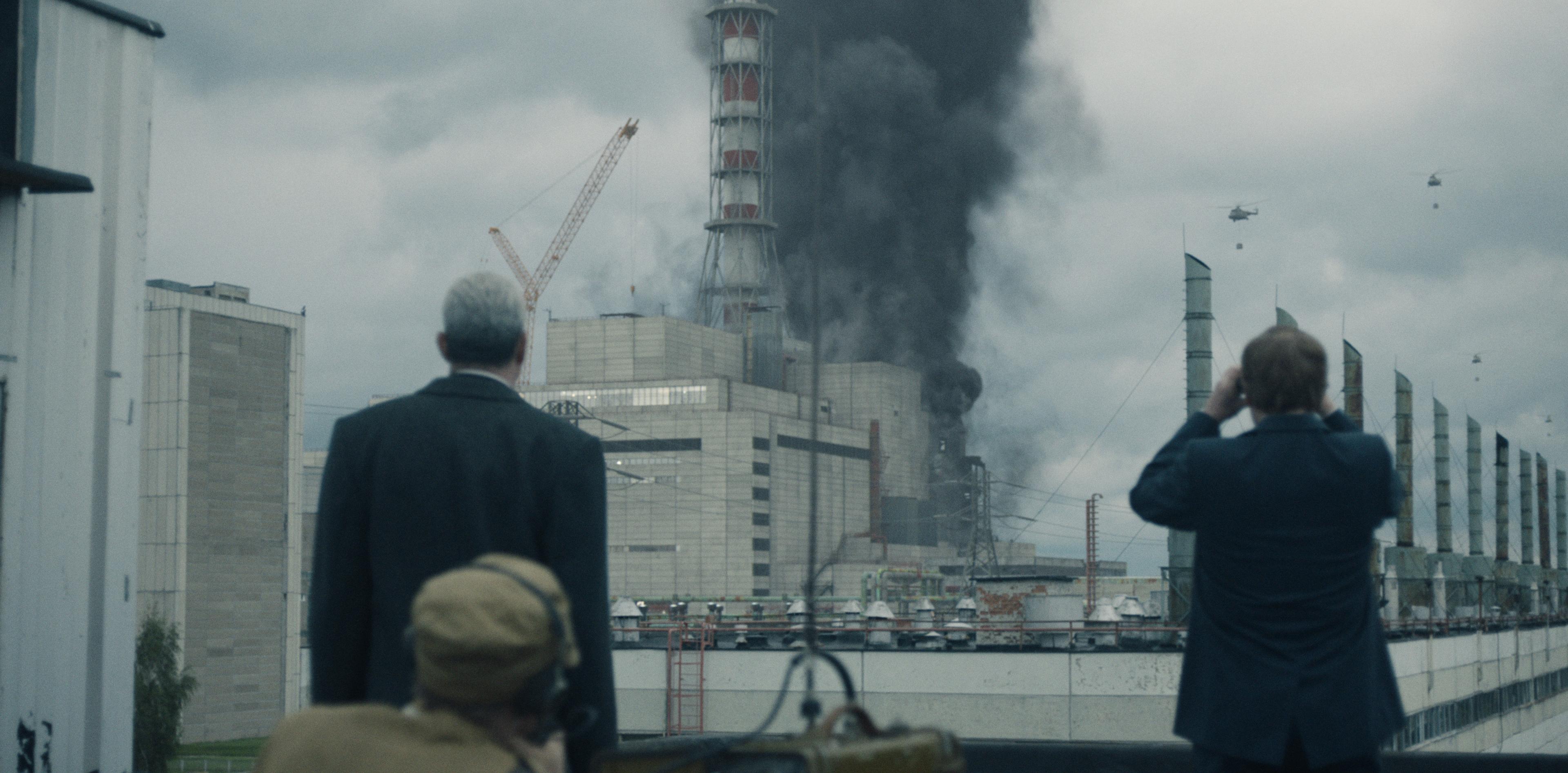 Csernobil: A Szovjetunió hősei