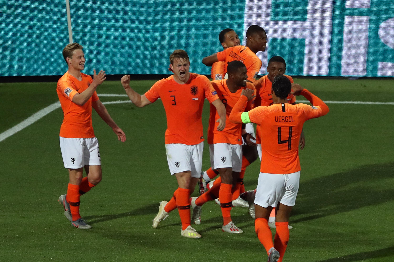 Portugál-holland döntő lesz a Nemzetek Ligájában