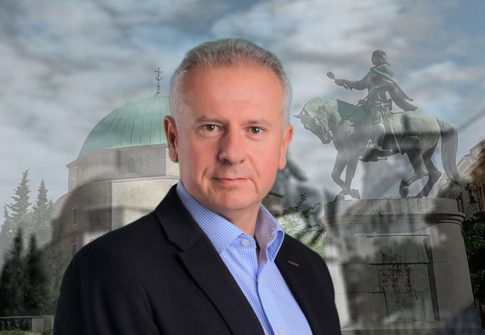 Péterffy Attila lesz az ellenzék jelöltje Pécsen