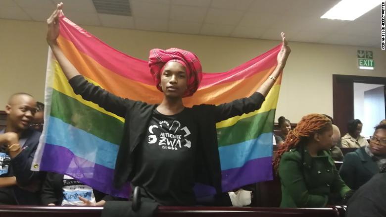 Botswanában többé nem számít bűncselekménynek az azonos neműek közötti szexuális kapcsolat